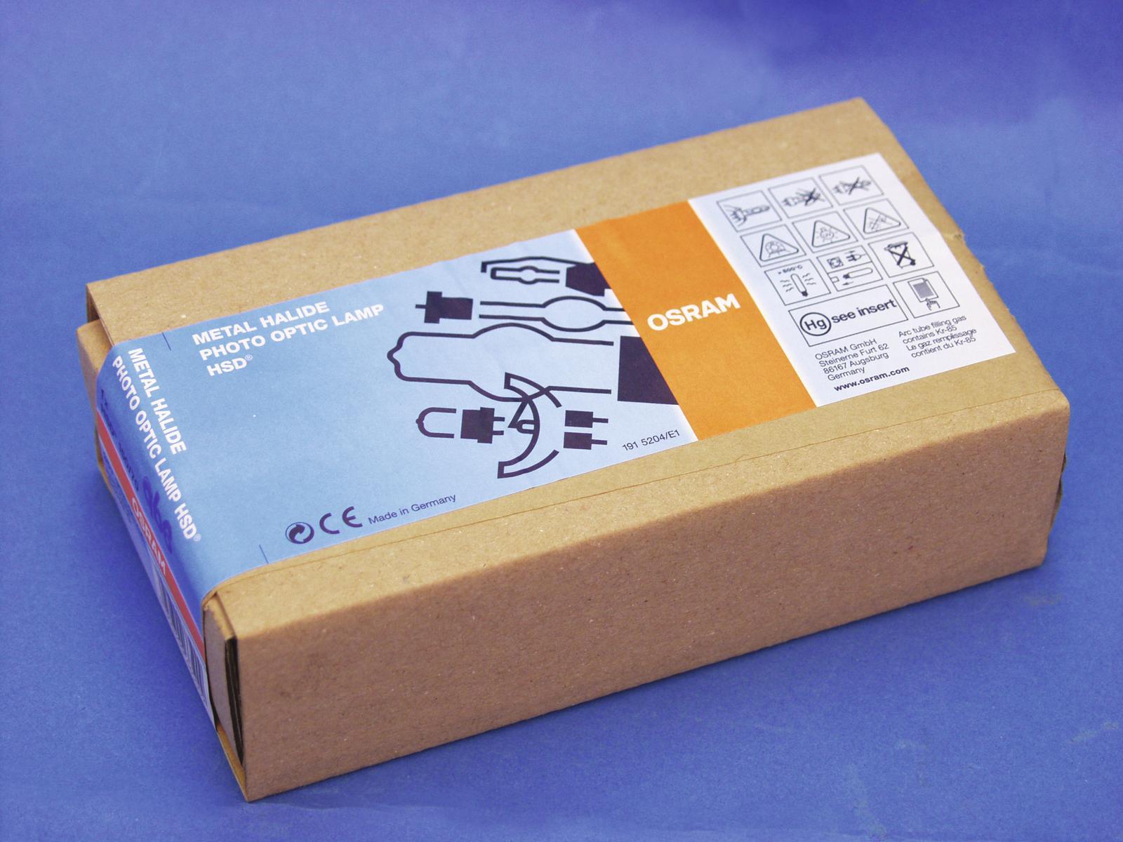 OSRAM Lampada HSD 150/70 4ArXS G-12 3000h