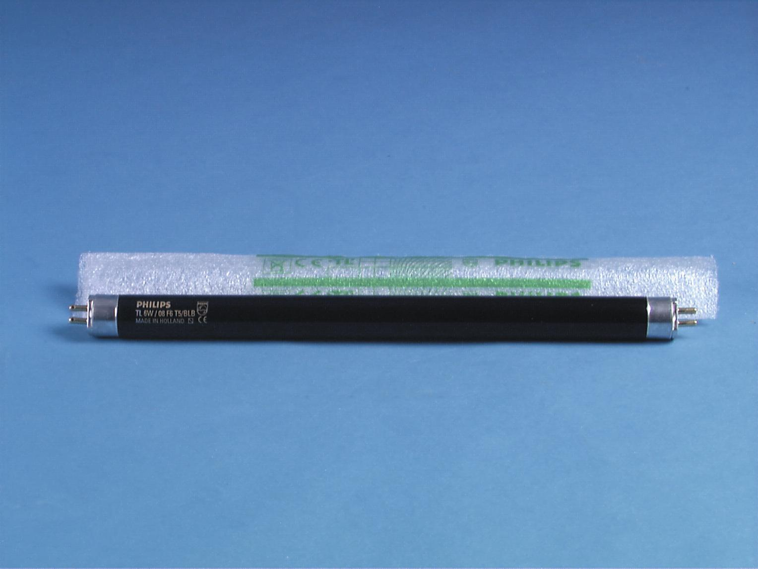 PHILIPS BLB 6 tubo UV 6W 22cm