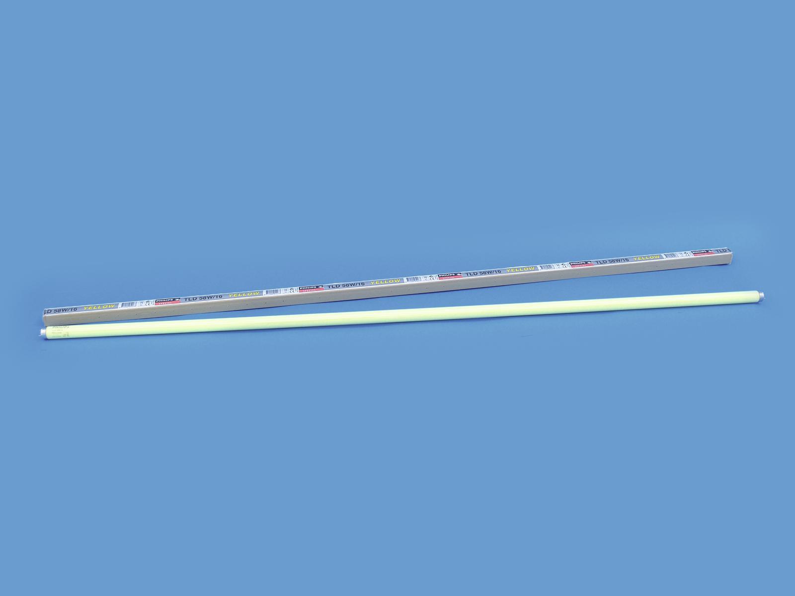 PHILIPS Master TL-D Col 150cm 58W giallo
