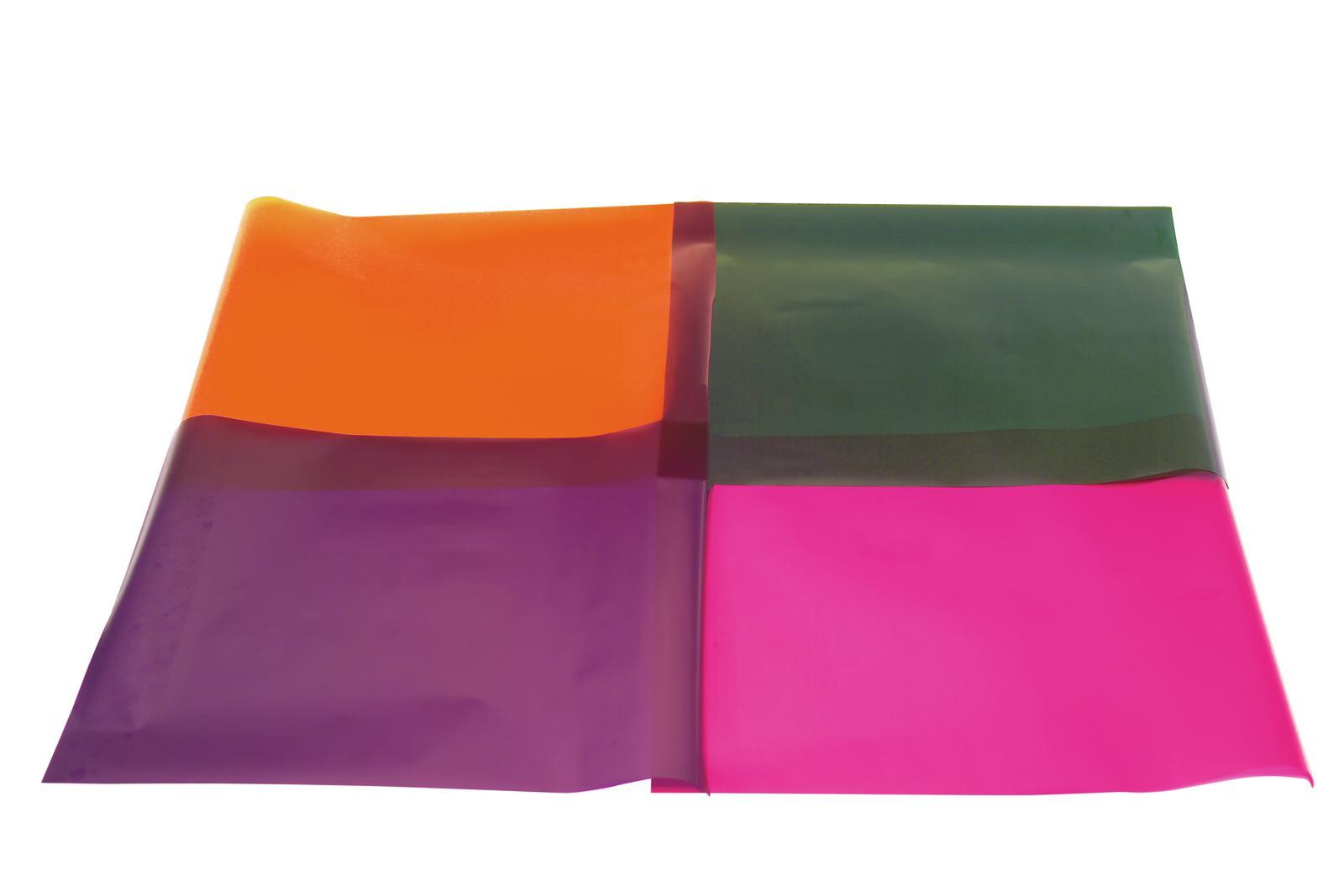 Gelatina Rotolo Filtro Per Tubo neon 183 61x50cm bianco Eurolite