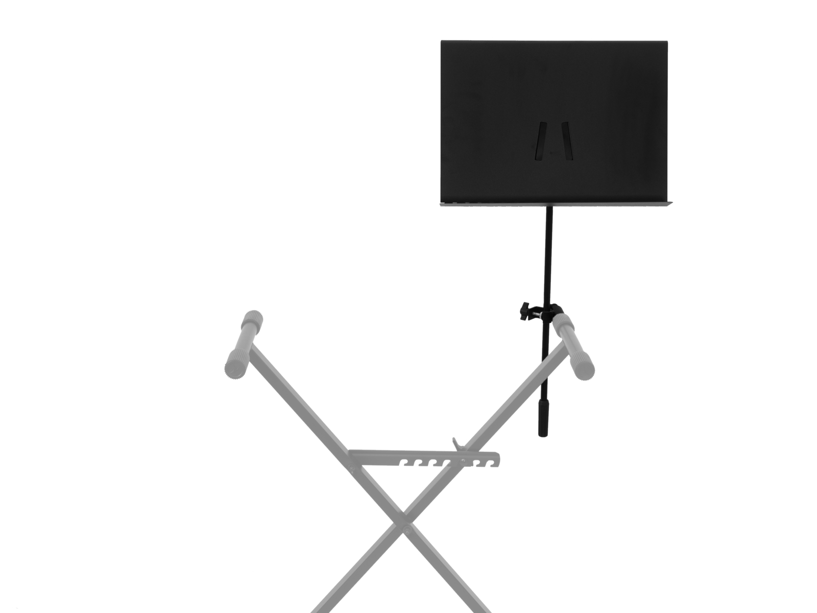 DIMAVERY Estensione (Foglio) per SL-4 supporto Tastiera