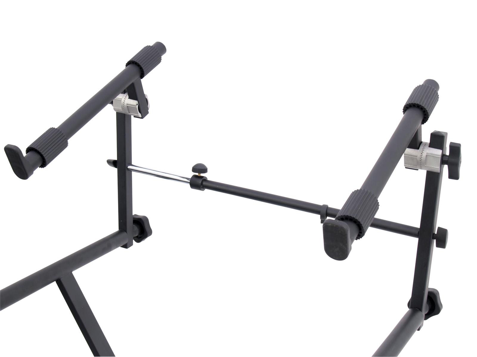DIMAVERY di Espansione per Tastiera Stand flessibile