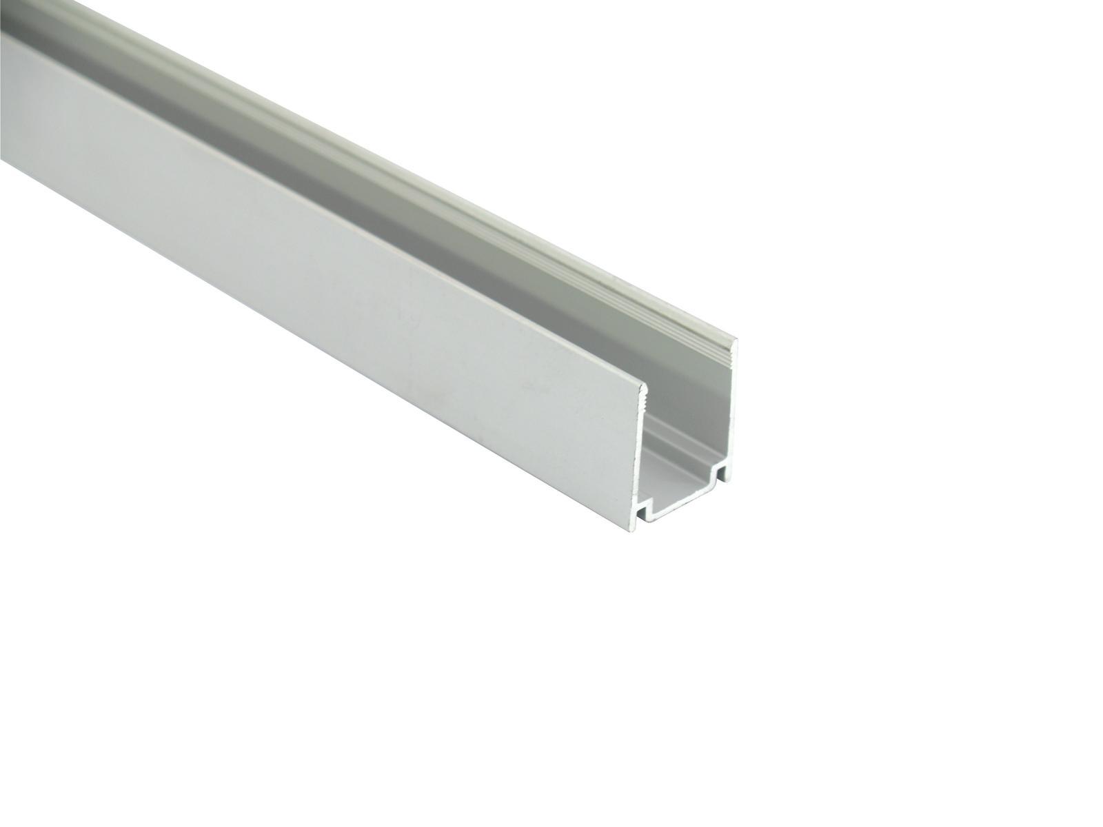 EUROLITE LED Neon Flex canale in alluminio 4m