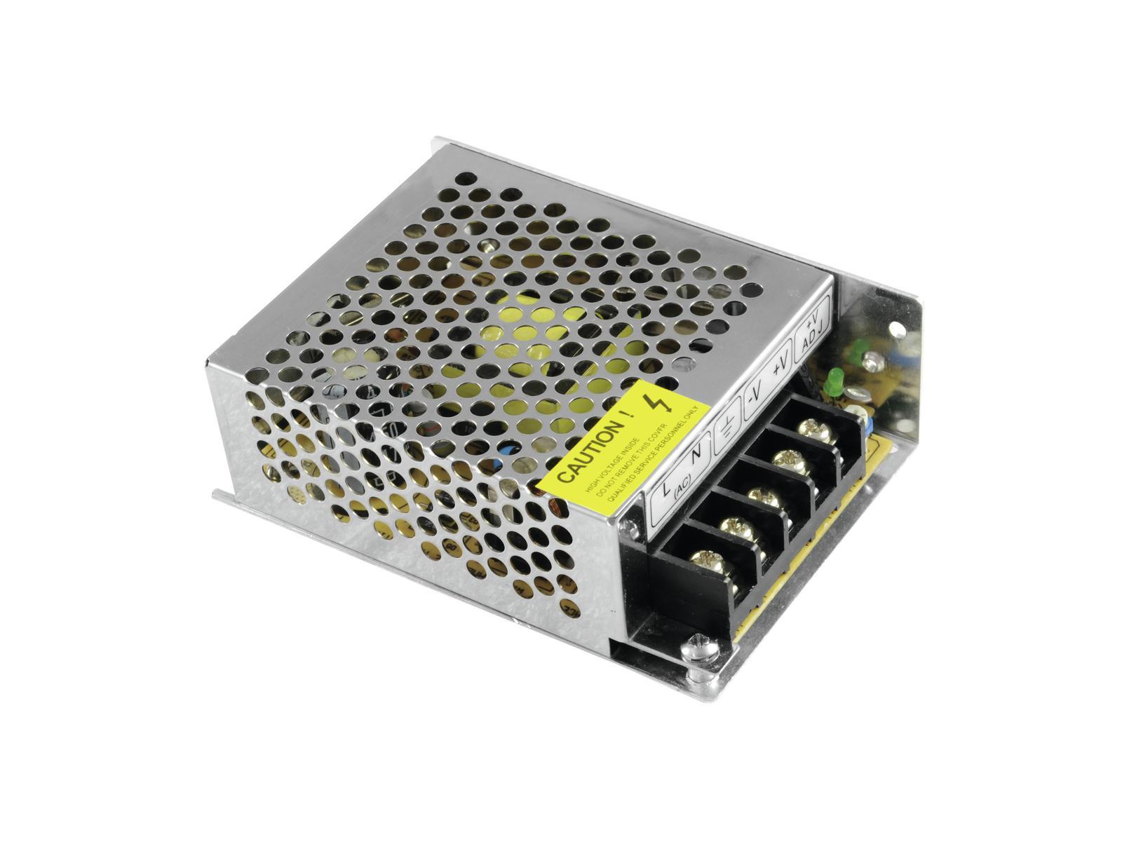 Transformer EUROLITE for LED strips 12V, 5A