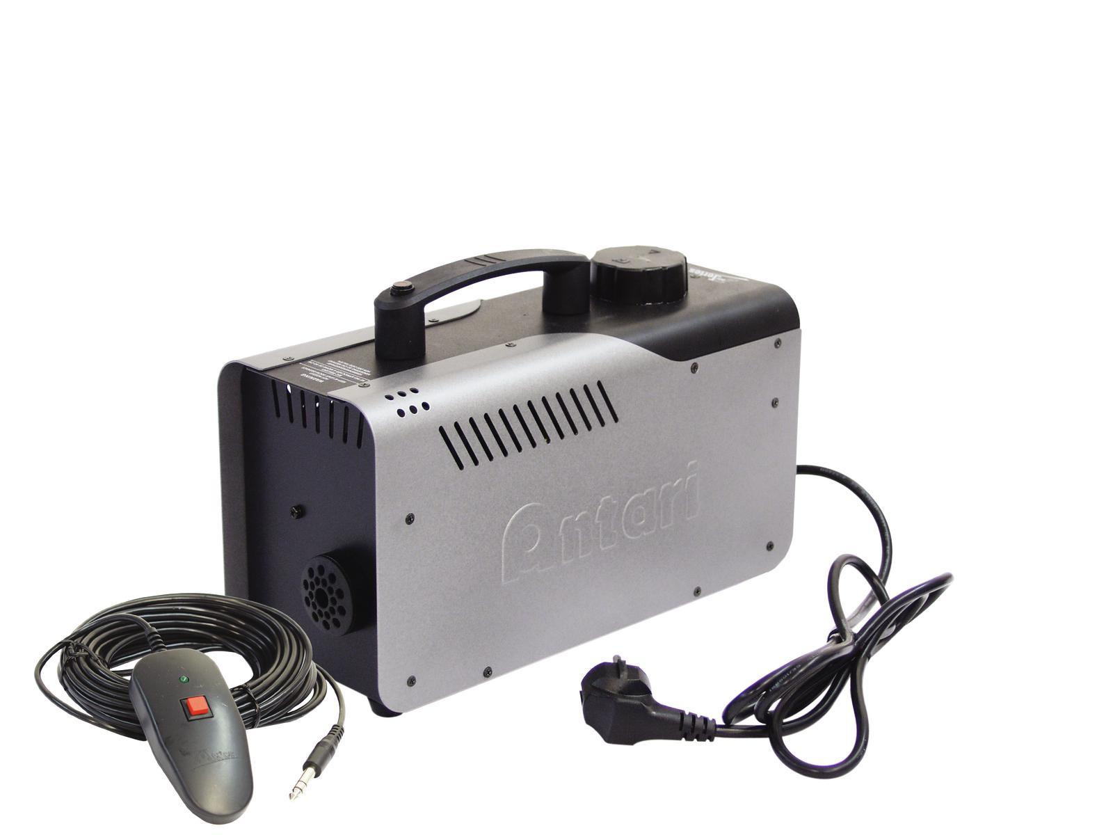 Macchina del fumo 800 W, portatile con controller ANTARI Z-800 MK2