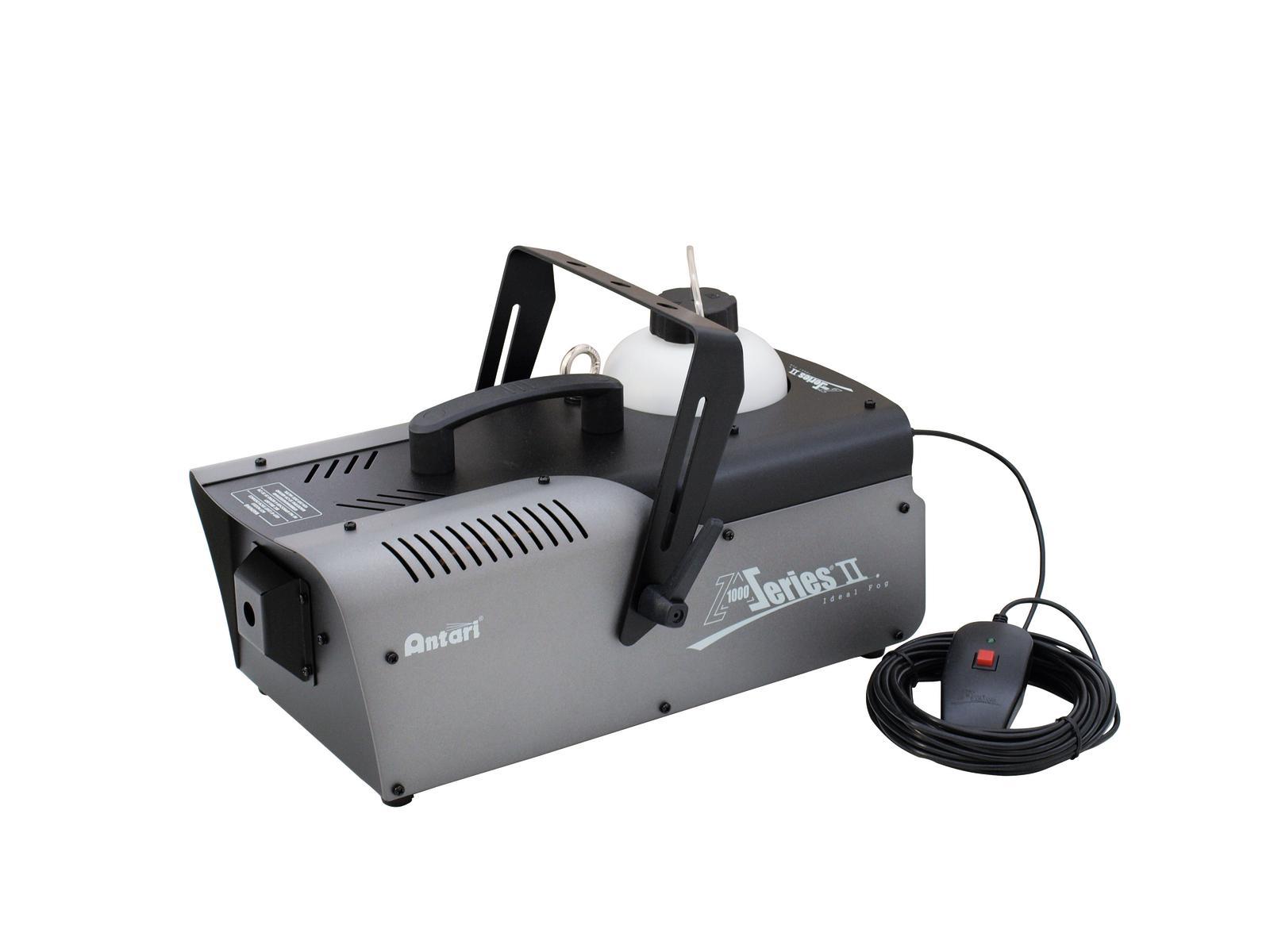 Macchina del fumo 1000 W, interfaccia DMX, controller, ANTARI Z-1000 MK2