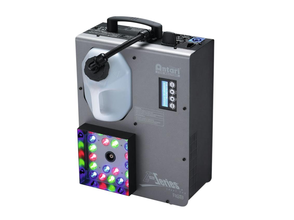 Macchina del fumo-nebbia alte prestazioni con led e interfaccia DMX ANTARI