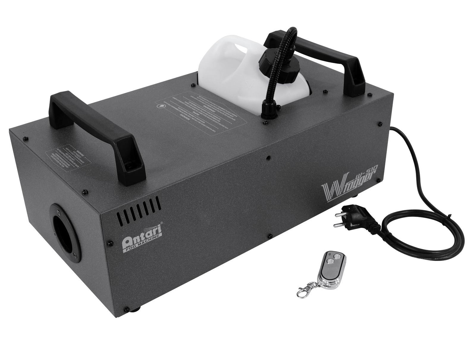 Macchina del fumo senza fili, 1000 W,dmx, contoller, per dj e club ANTARI W-510