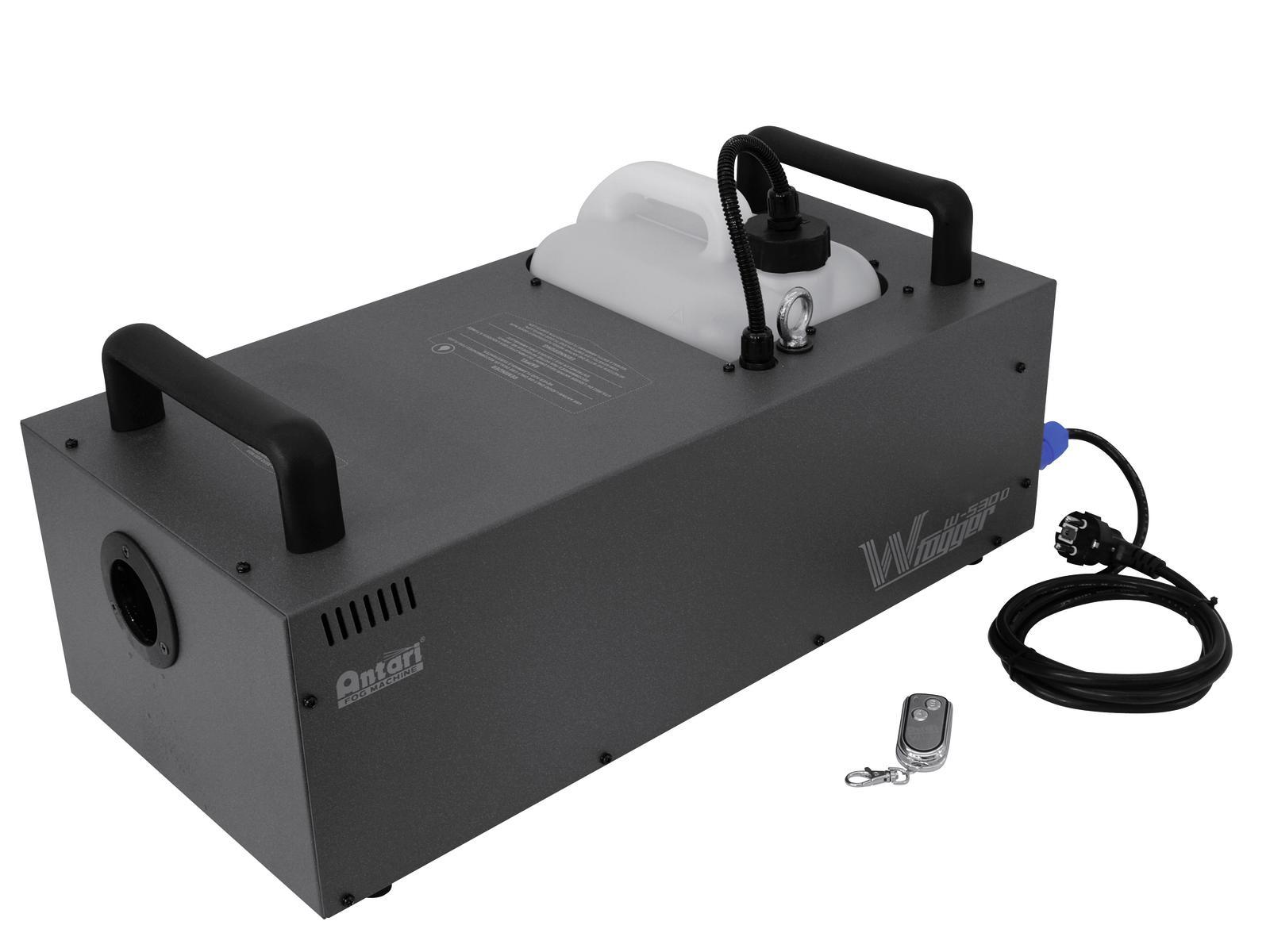 Macchina del fumo-nebbia alte prestazioni contoller wireless 2450 W DMX ANTARI