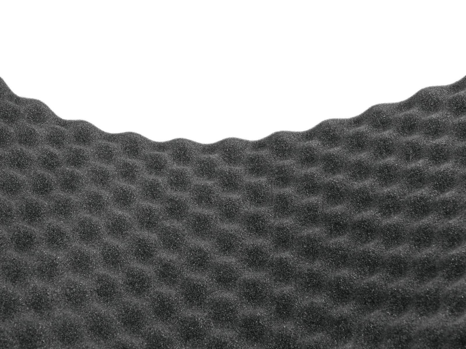 ACCESSORY Isoliermatte, Noppen Höhe 40mm, 100x206cm