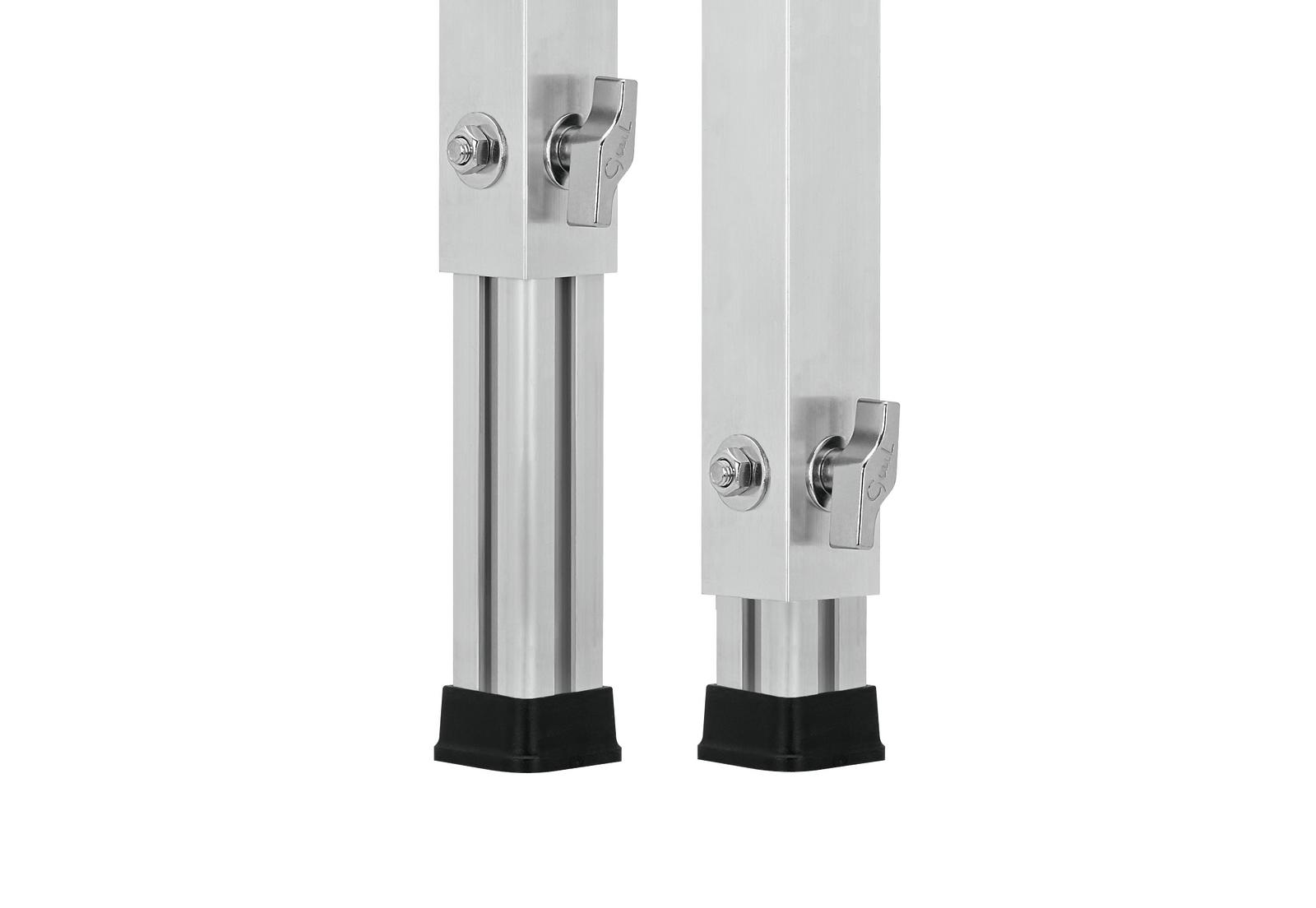 GUIL PTA-440/25-35 piedi Telescopici