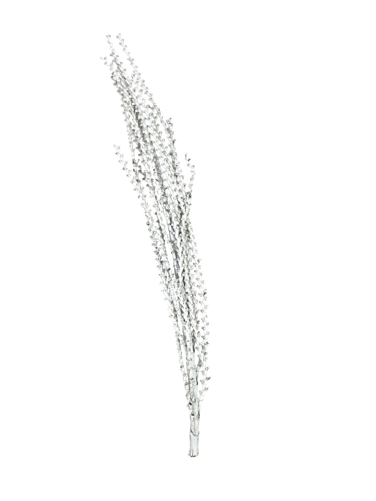 EUROPALMS Galho Buriti weiß 150cm