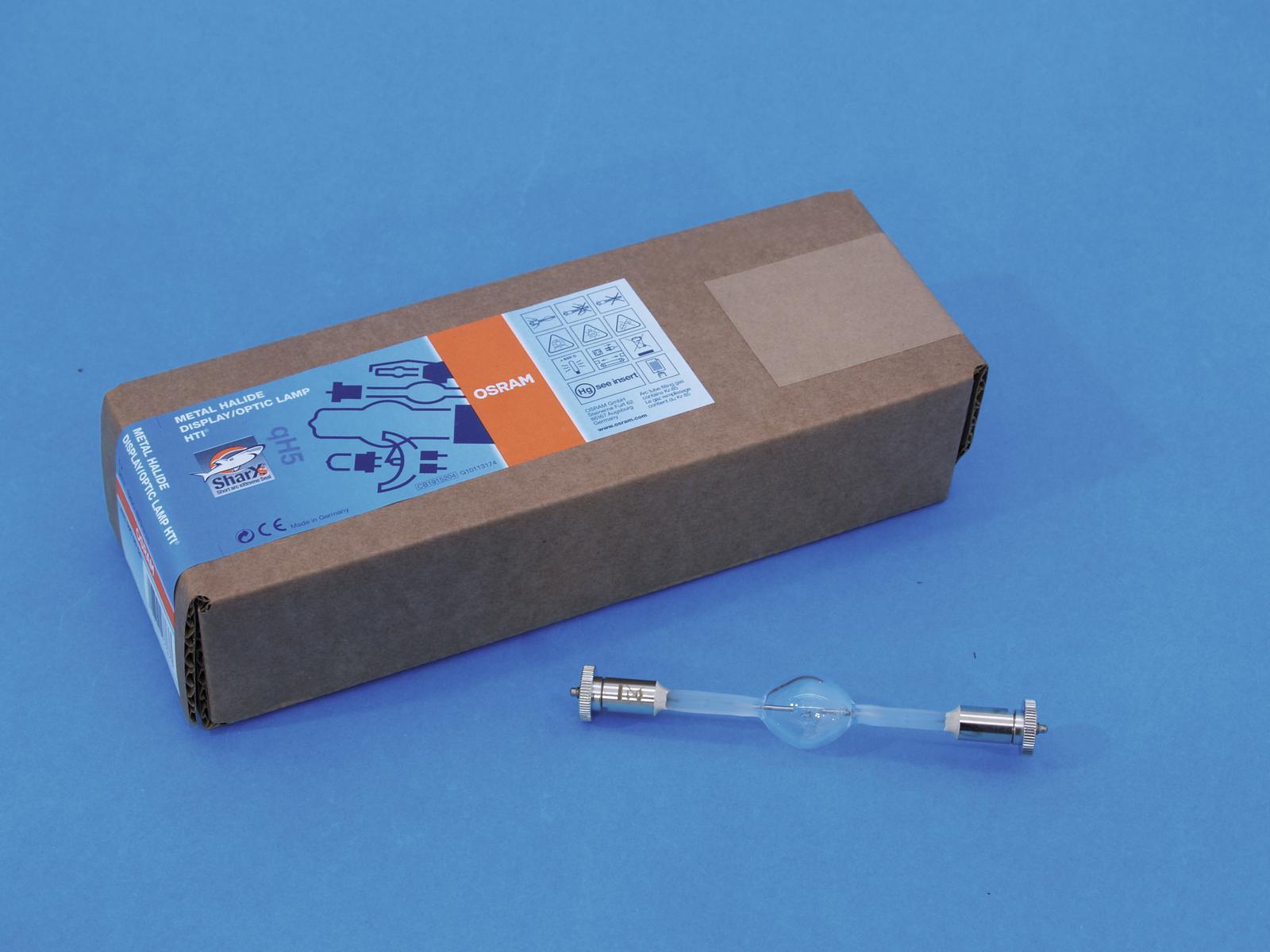 Lampada ad alogenuri metallici SharXS HTI 1200W/D7/75 750h OSRAM