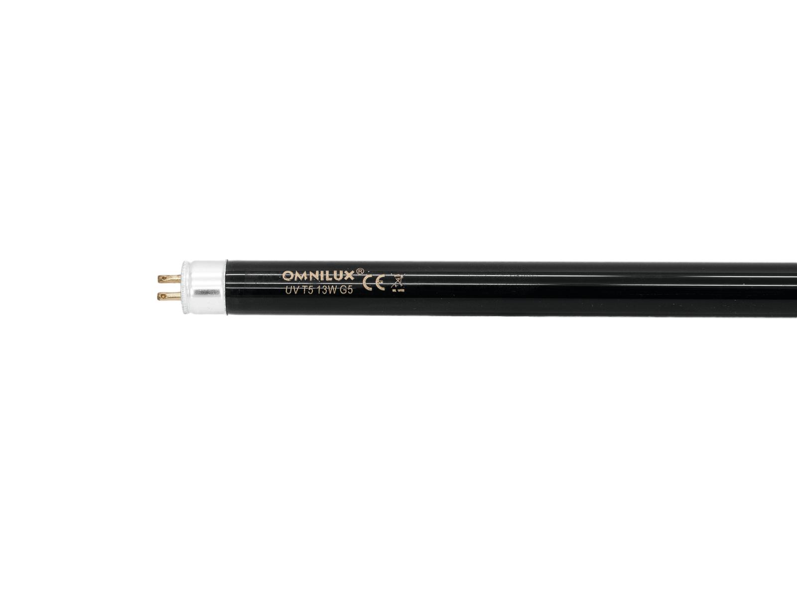 OMNILUX tubo UV 28W G5 T5 1149x16mm