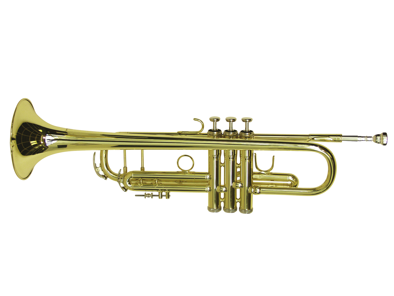 DIMAVERY TP-20 B-Trompete, gold