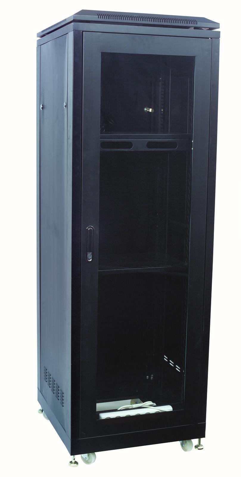 ROADINGER armadio in Acciaio SRT-19, 40U con porta