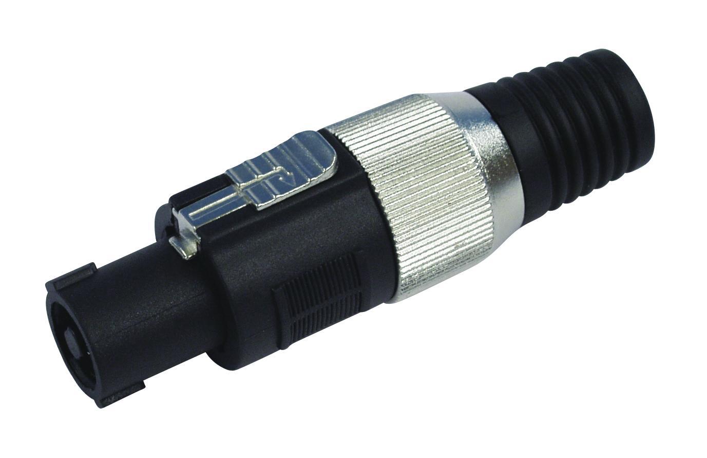OMNITRONIC Altoparlante cavo connettore 4pin