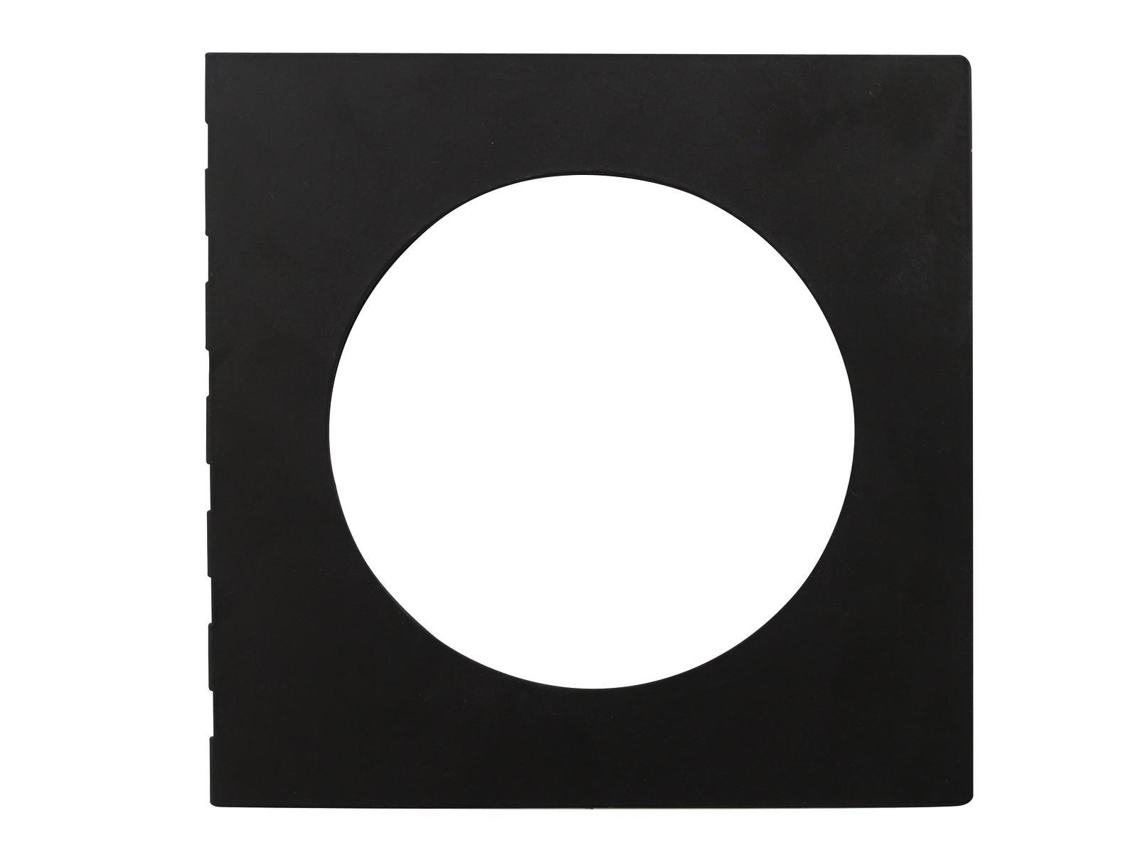 EUROLITE Filtro telaio PAR-36 Spot COLORE NERO