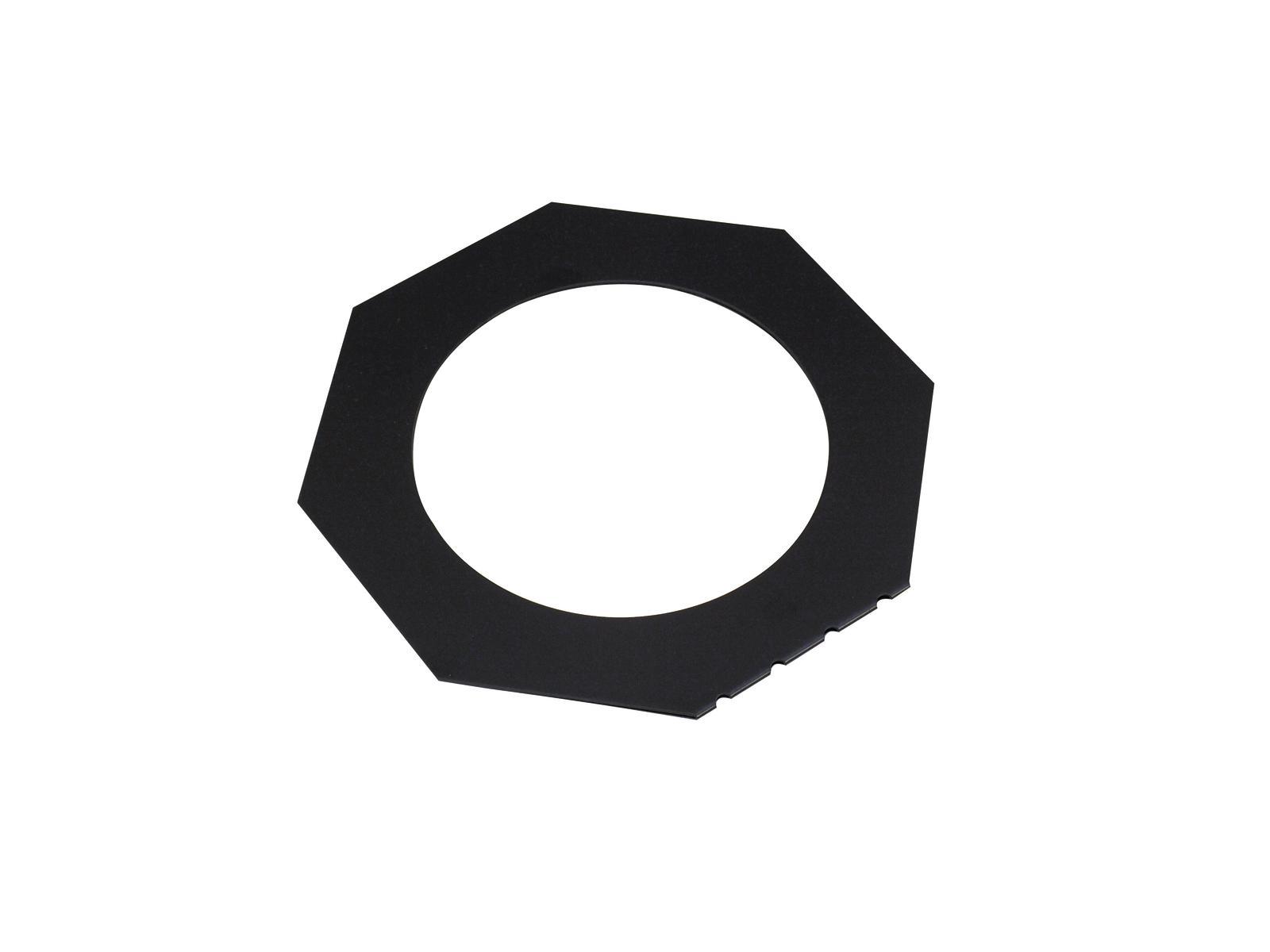 EUROLITE Filterrahmen PAR-30 Spot schwarz