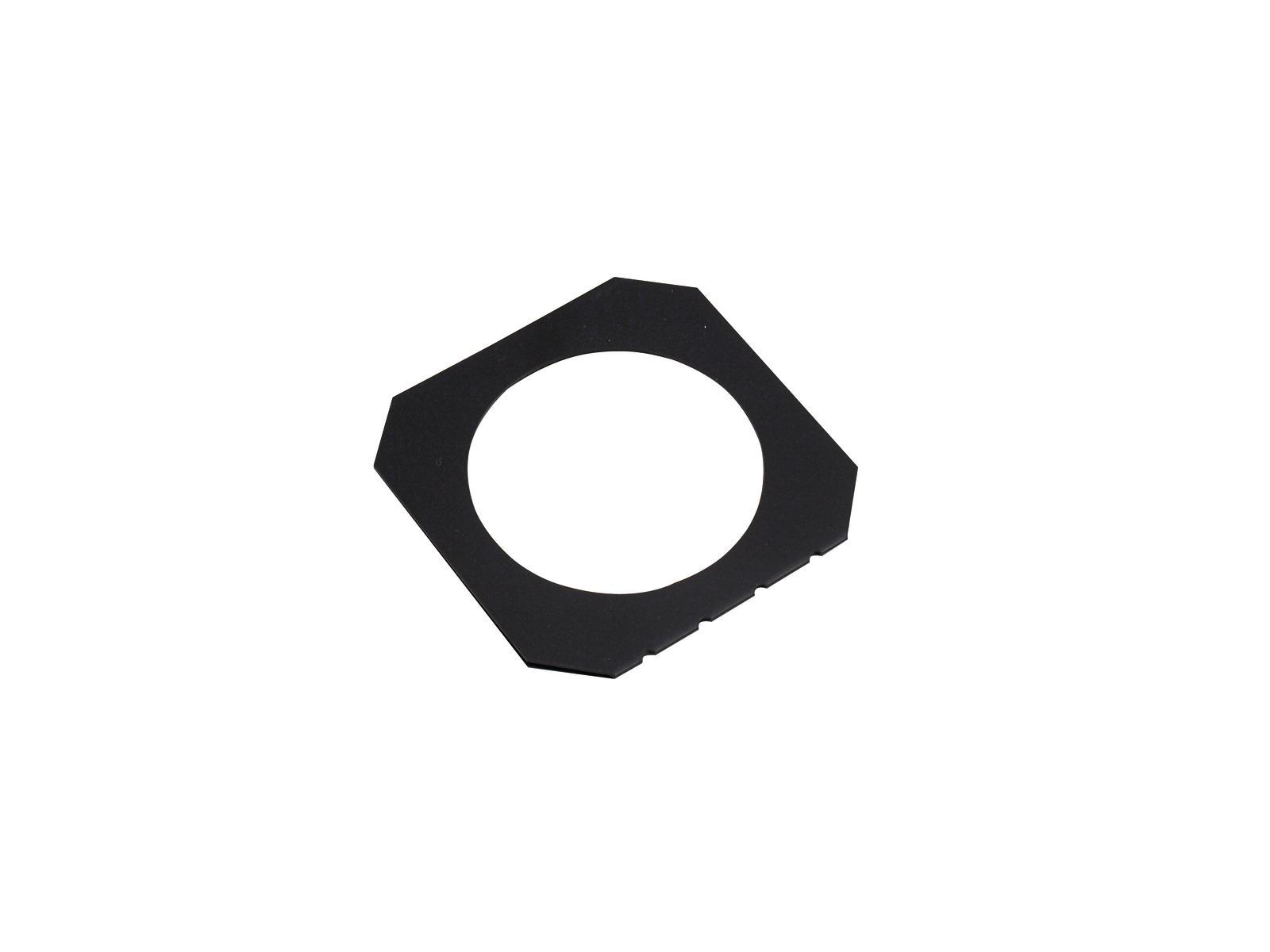 EUROLITE Filterrahmen PAR-20 Spot schwarz
