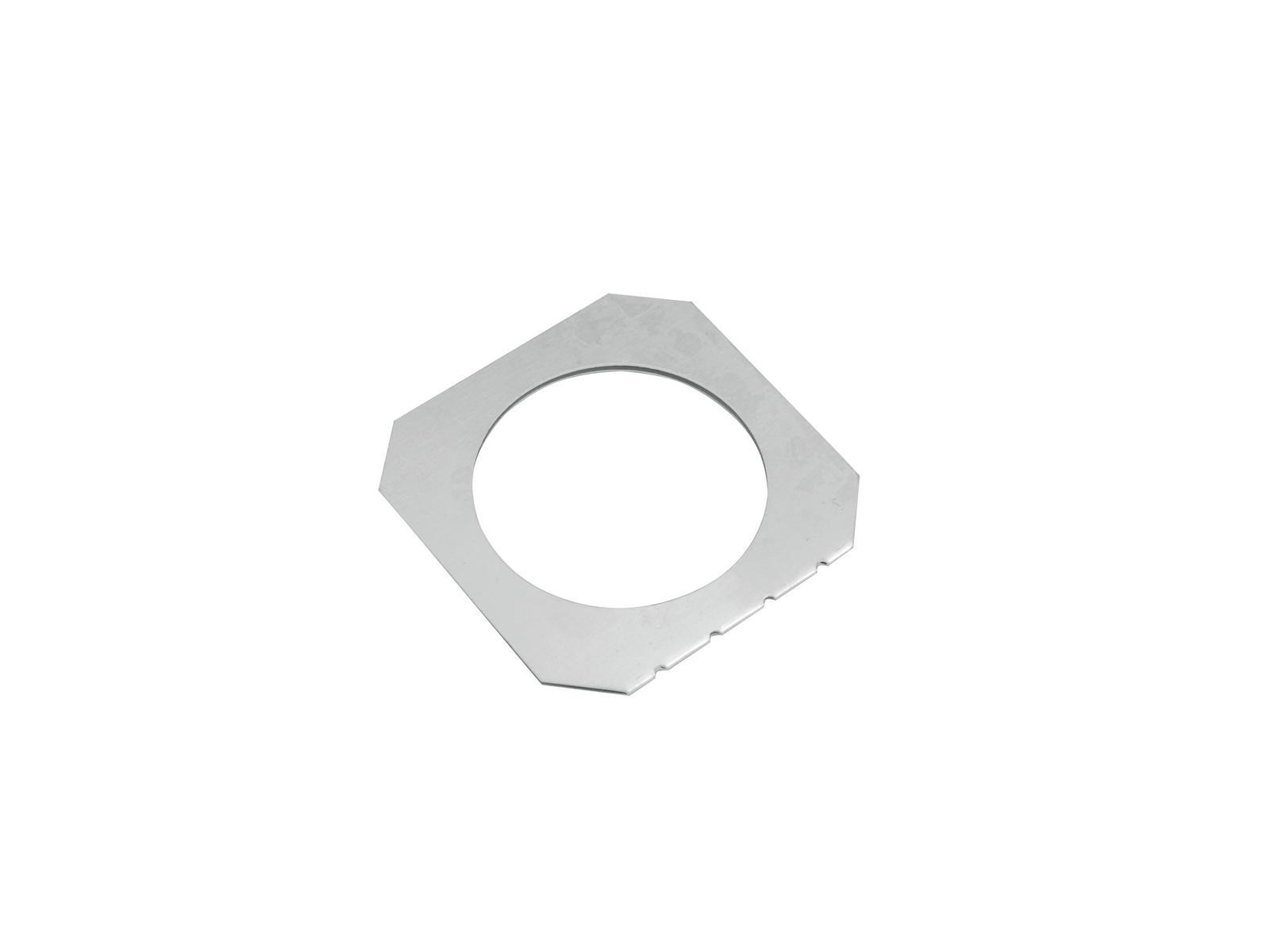 EUROLITE Filterrahmen PAR-20 Spot silber