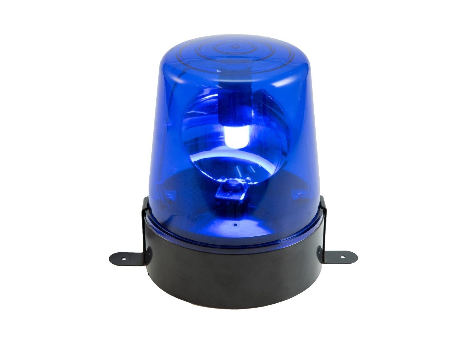 EUROLITE LED di Polizia Luce DE-1 blu
