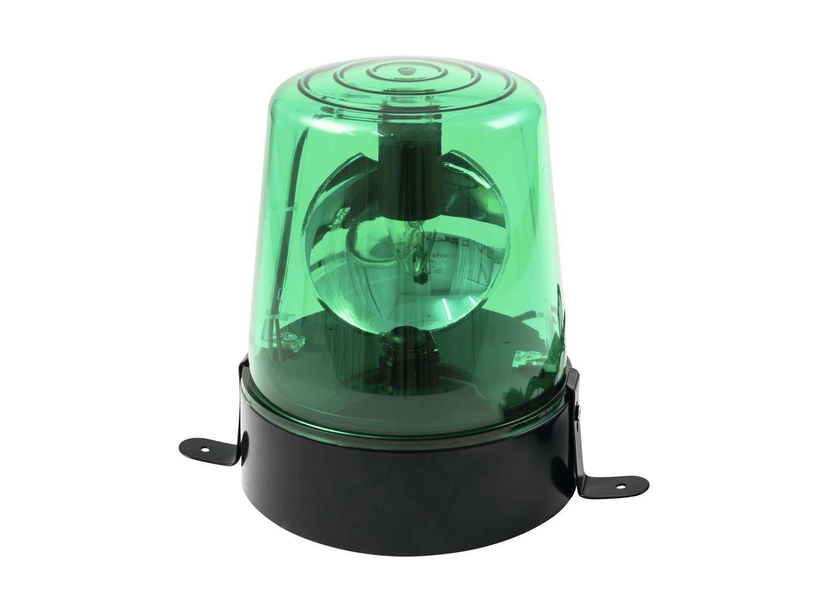 EUROLITE Polizia di Luce DE-1 verde