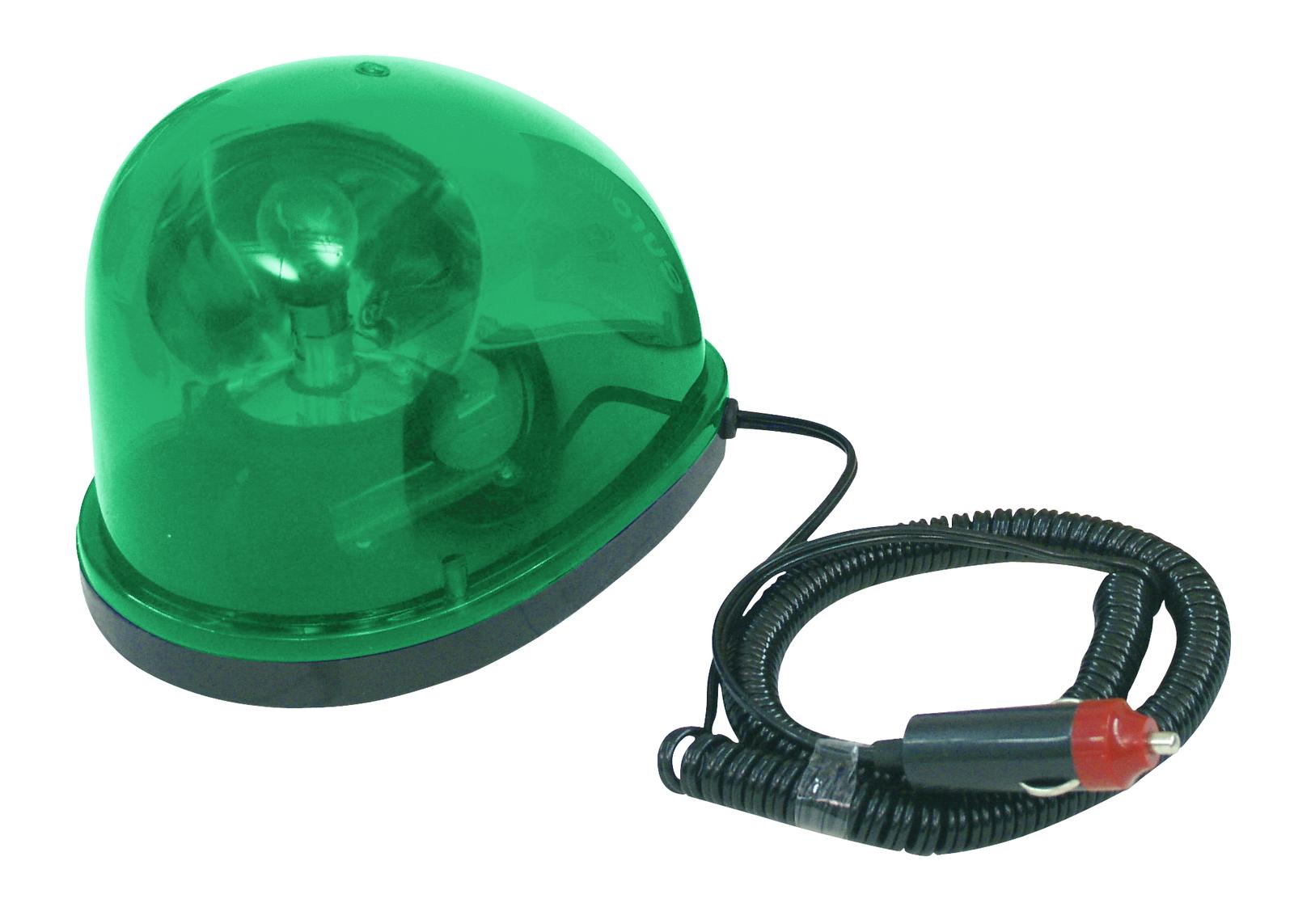 EUROLITE Polizia Lampeggiante Beacon STA-1221 verde 12V/21W