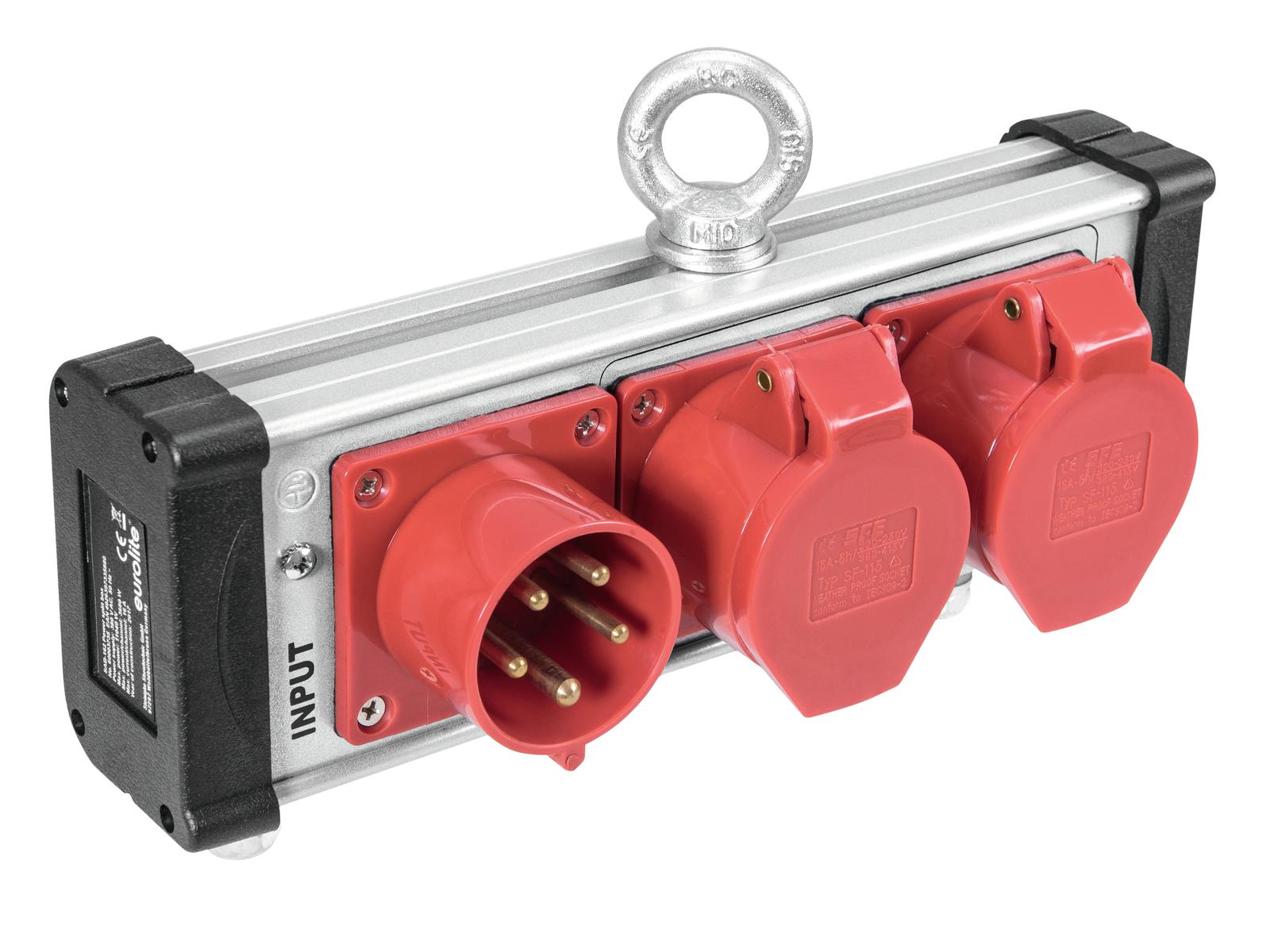 EUROLITE SAB-162 Stromverteiler