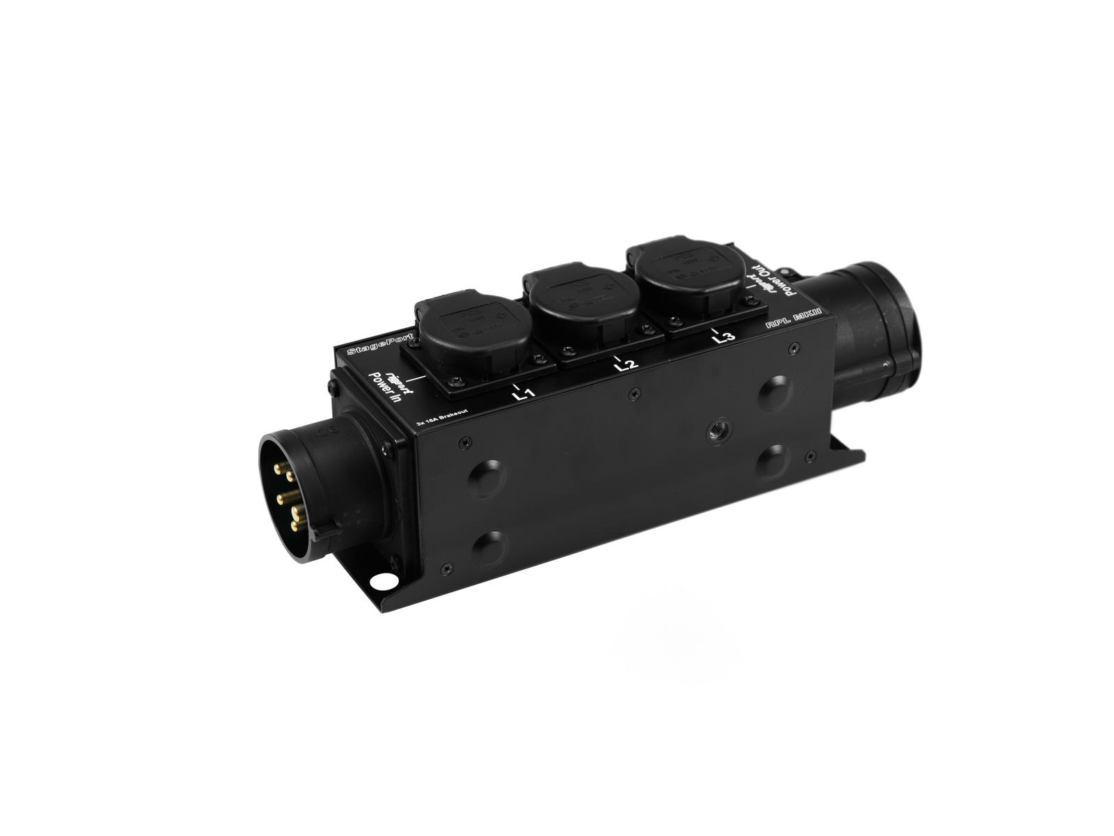 RIGPORT RPL-16S MK2 Stromverteiler