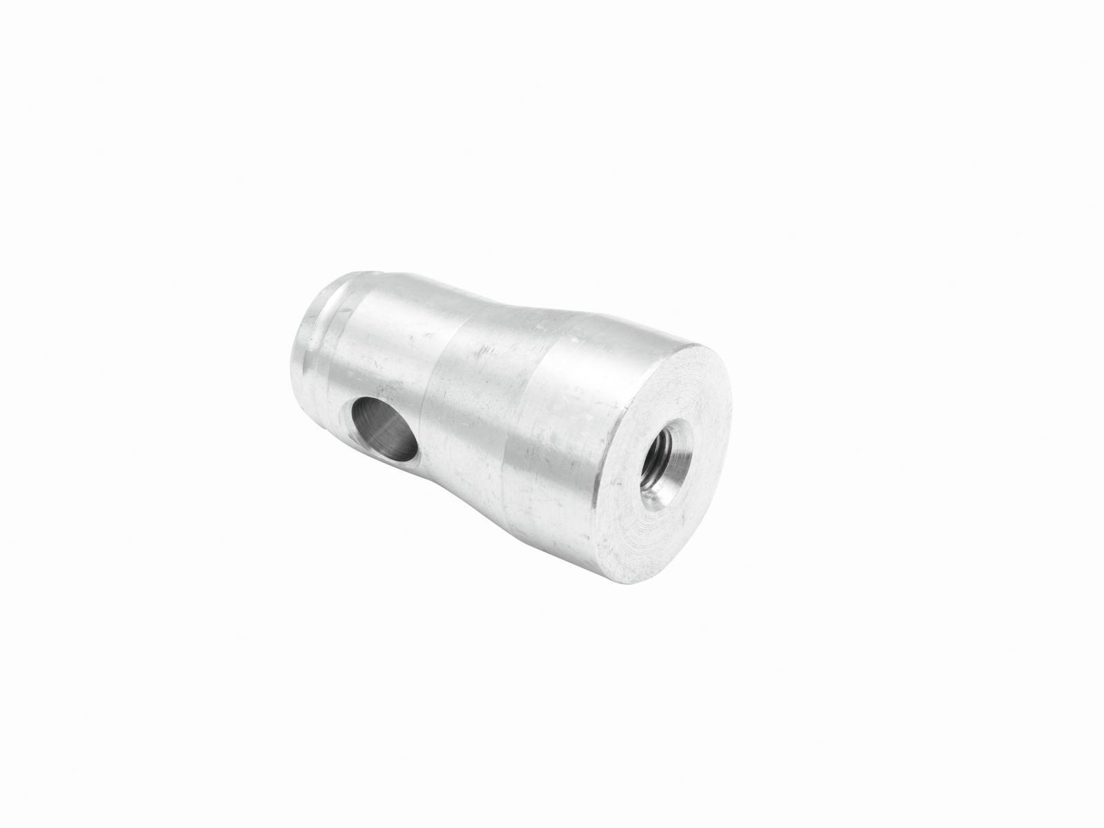Accessori per americana traliccio truss ALUTRUSS QUADLOCK Accoppiatore halfconical w.filettatura M10