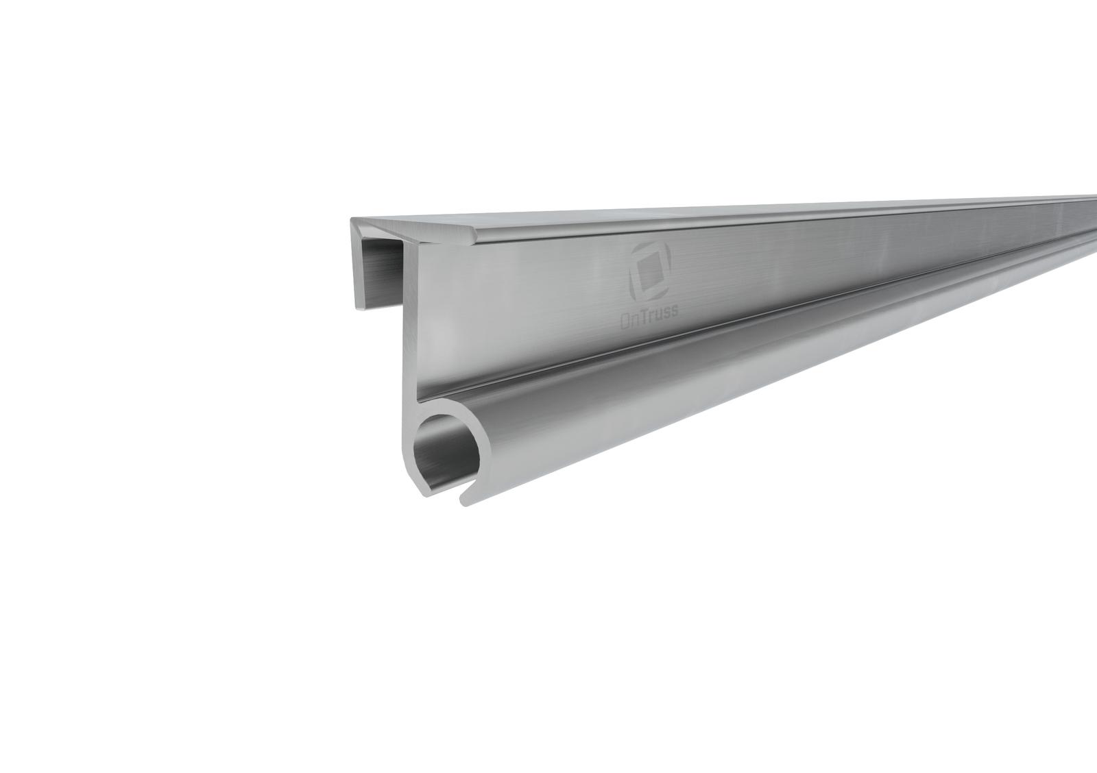 OnTruss Arriba BackCover Profile 3m sil 2x
