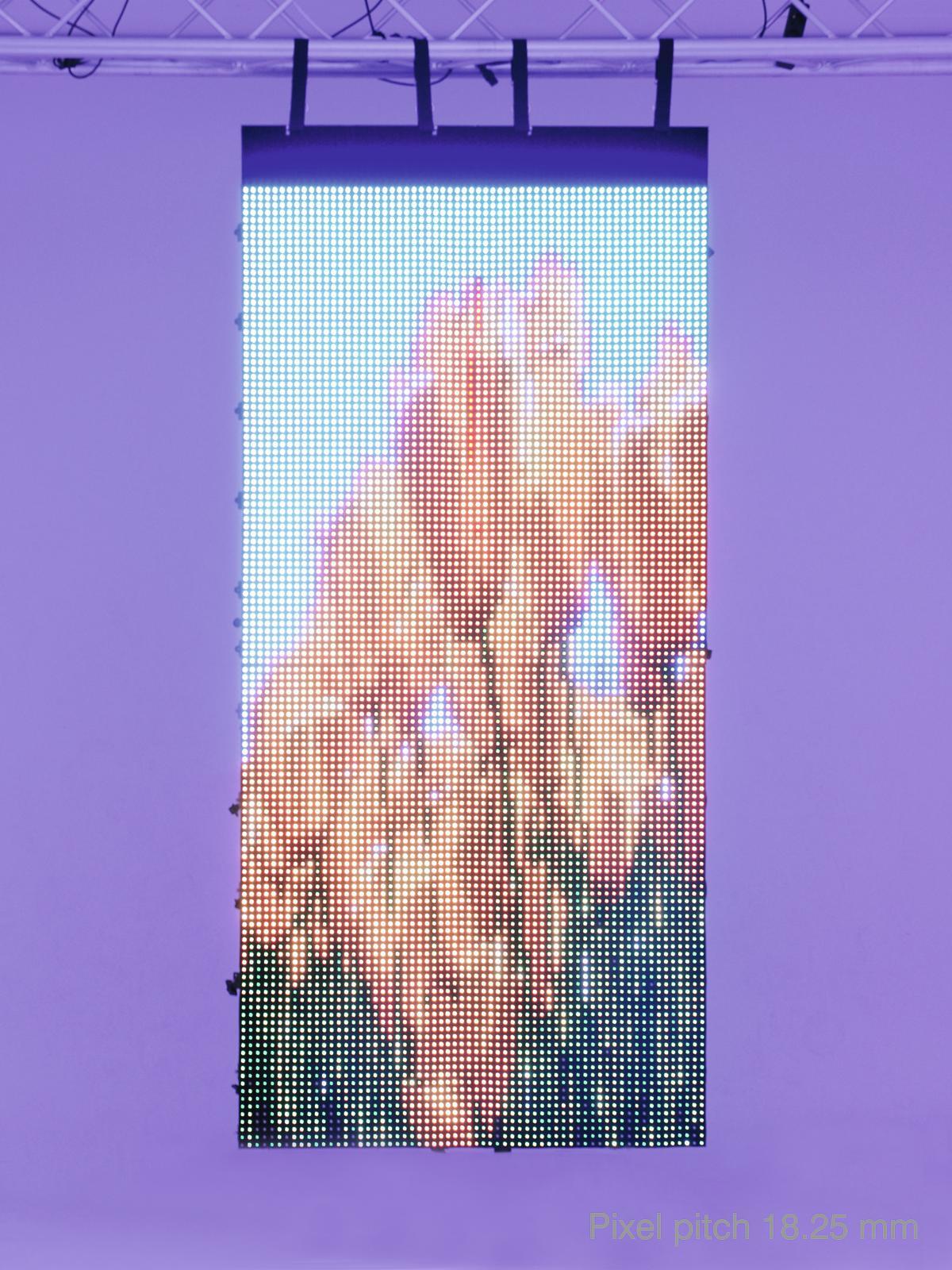 EUROLITE LSD-100 MK2 (H)1.6 m x 1.6 m