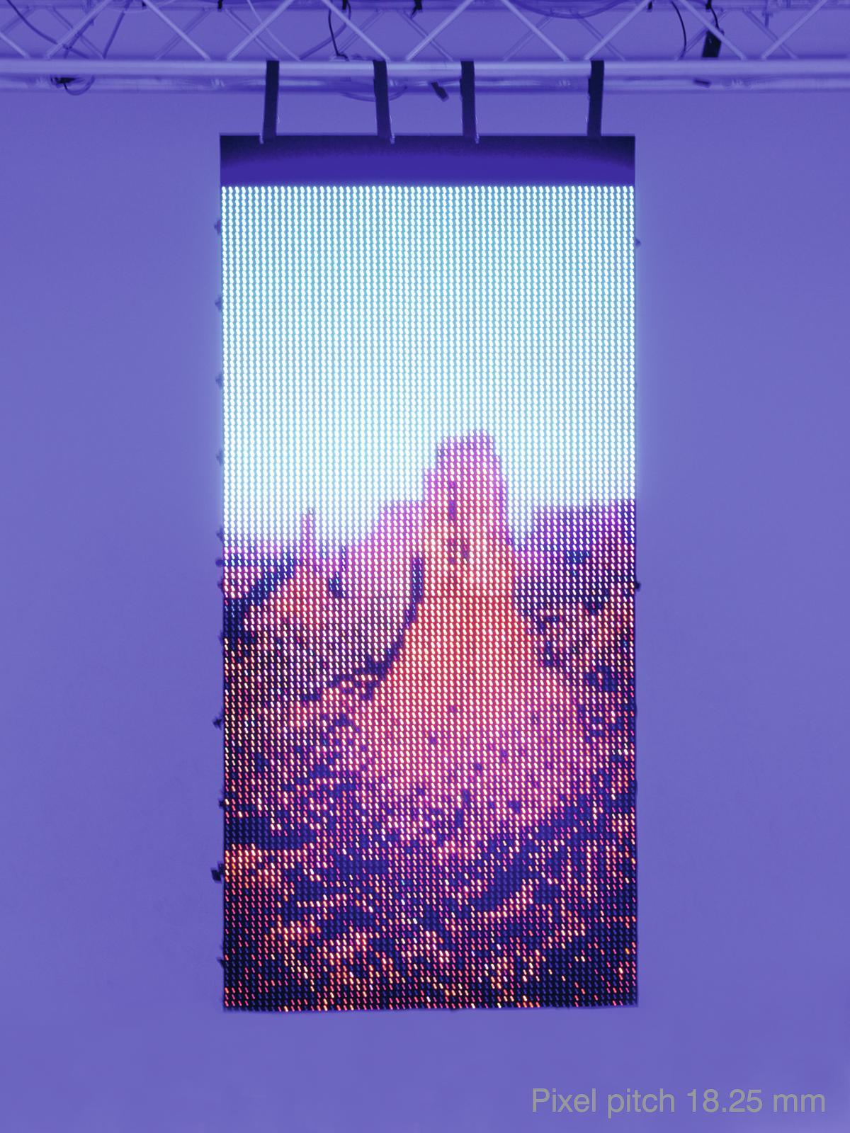 EUROLITE LSD-25 MK2 (H)1.6 m x