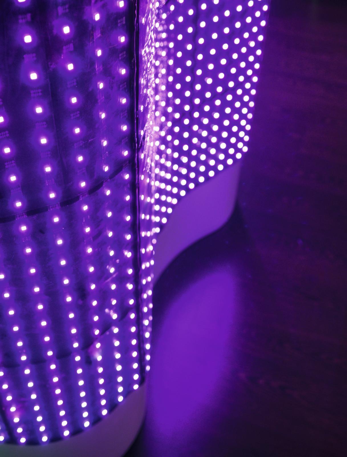 EUROLITE DF-40 LED display 92x