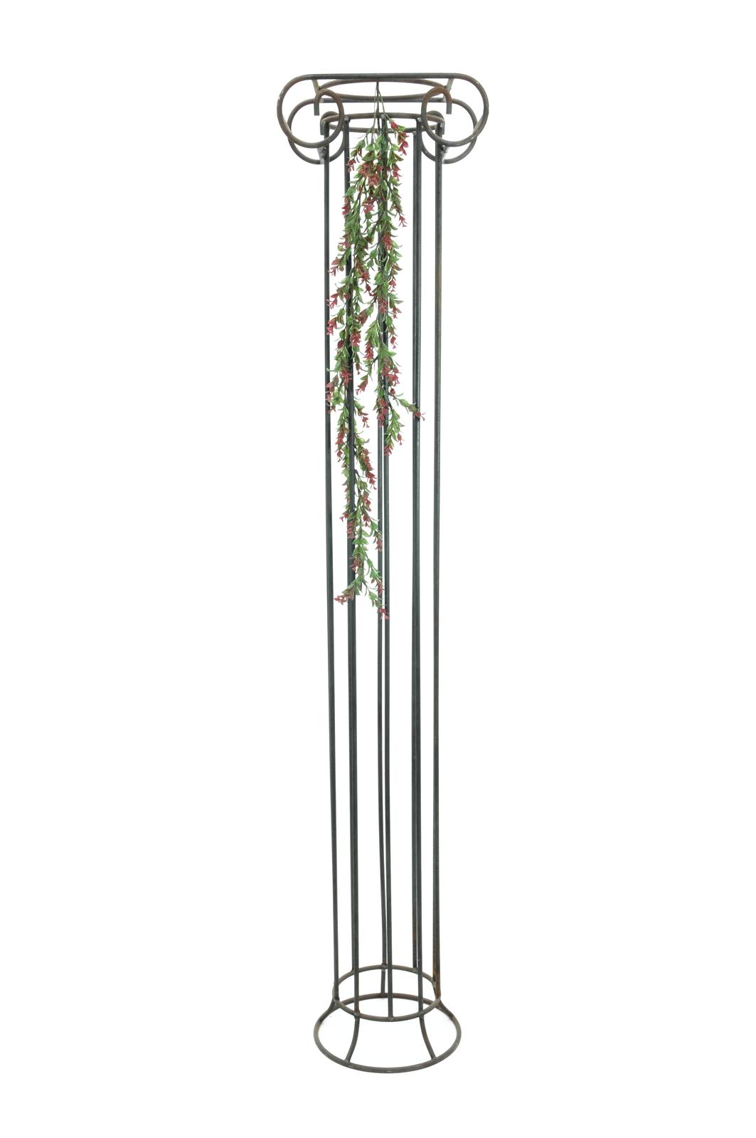 EUROPALMS Grasranke, künstlich, grün-rot, 105cm