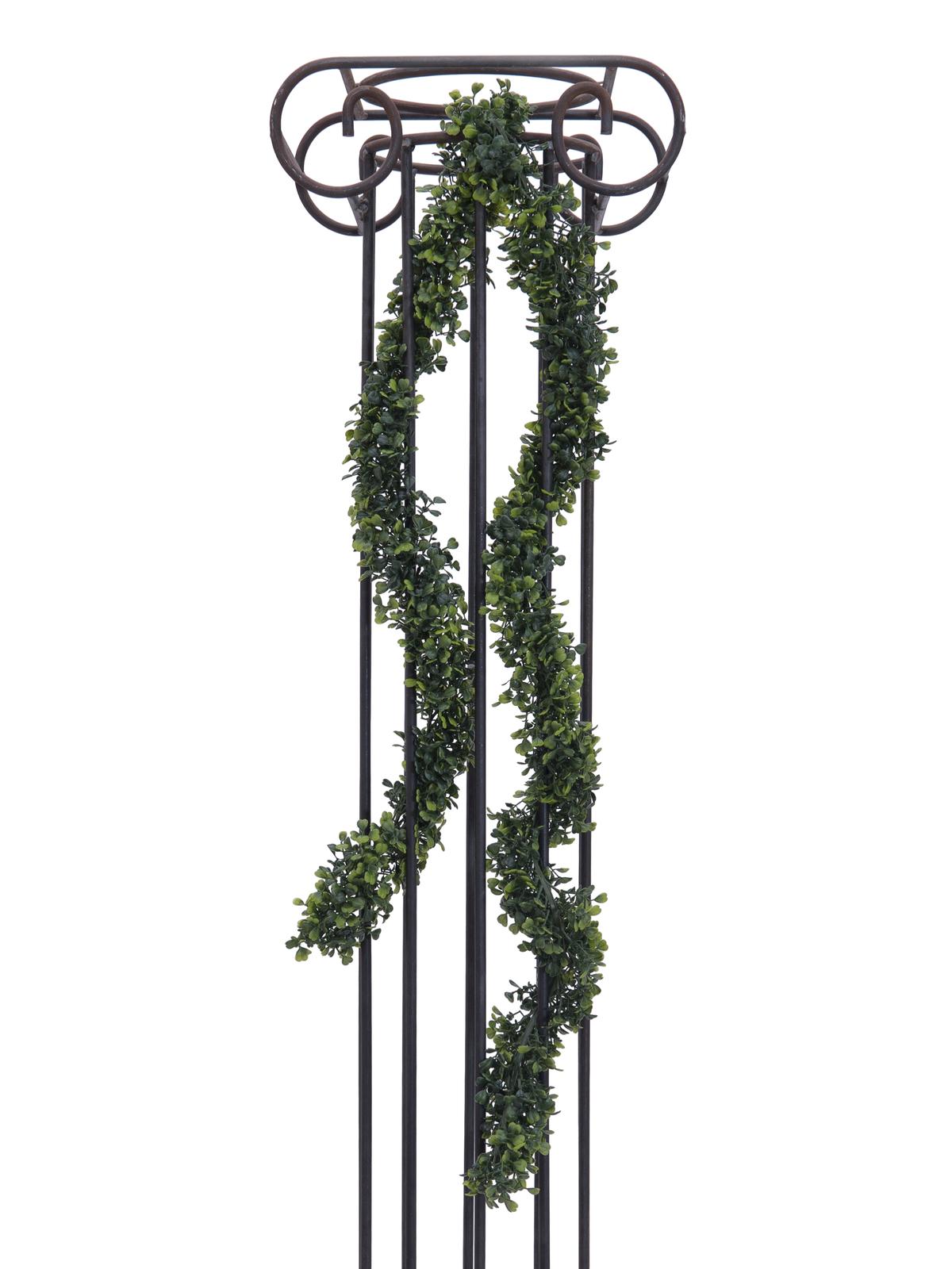 EUROPALMS Buchsbaumgirlande, künstlich, 190cm