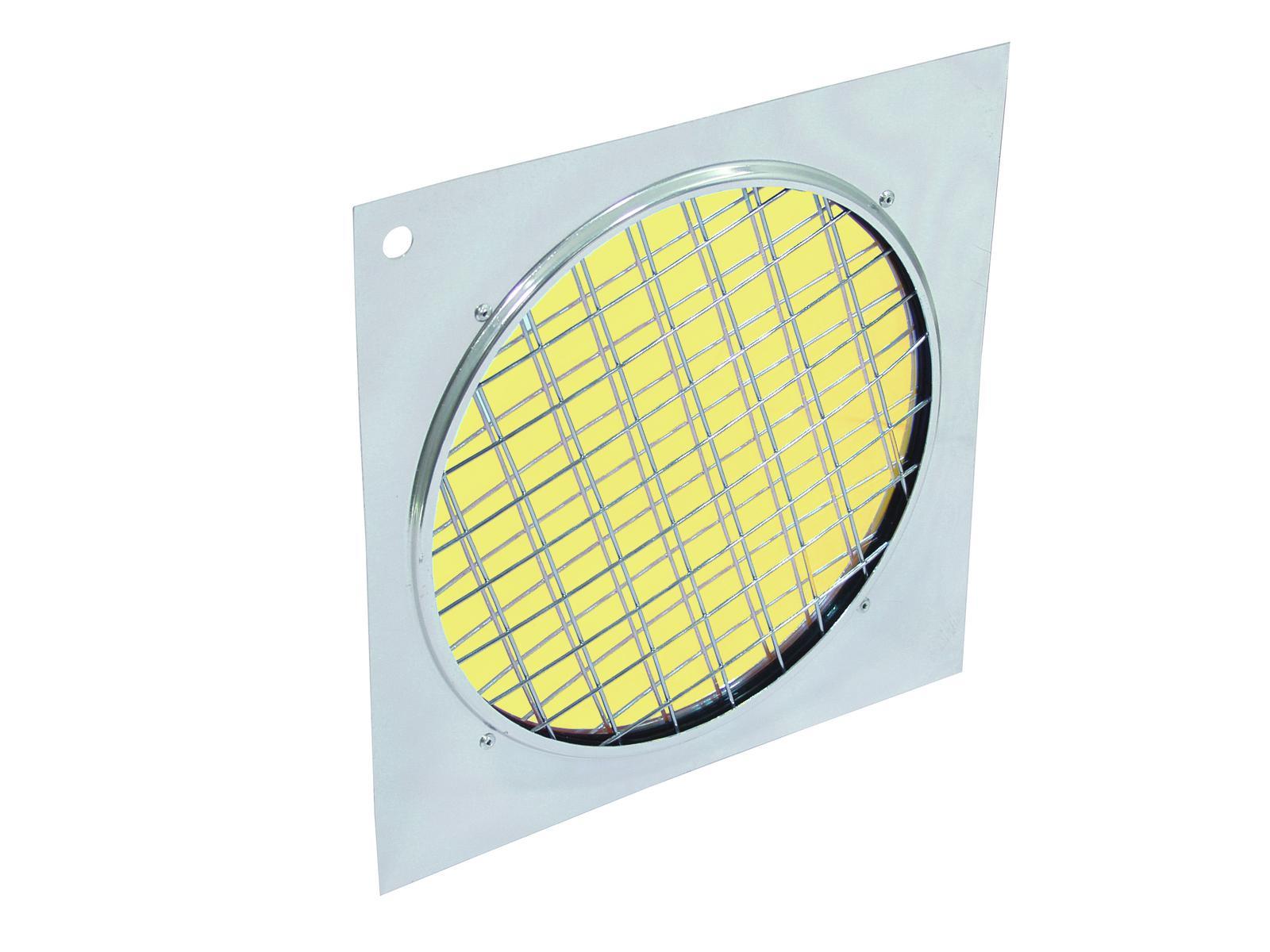 EUROLITE Giallo dicroico filtro silv. telaio PAR-64