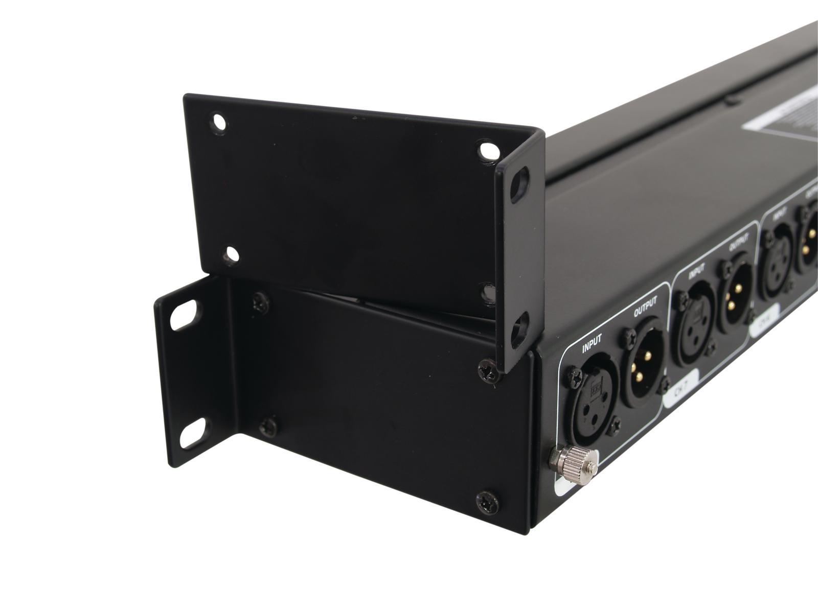 OMNITRONIC TS-8 Isolator/Splitter