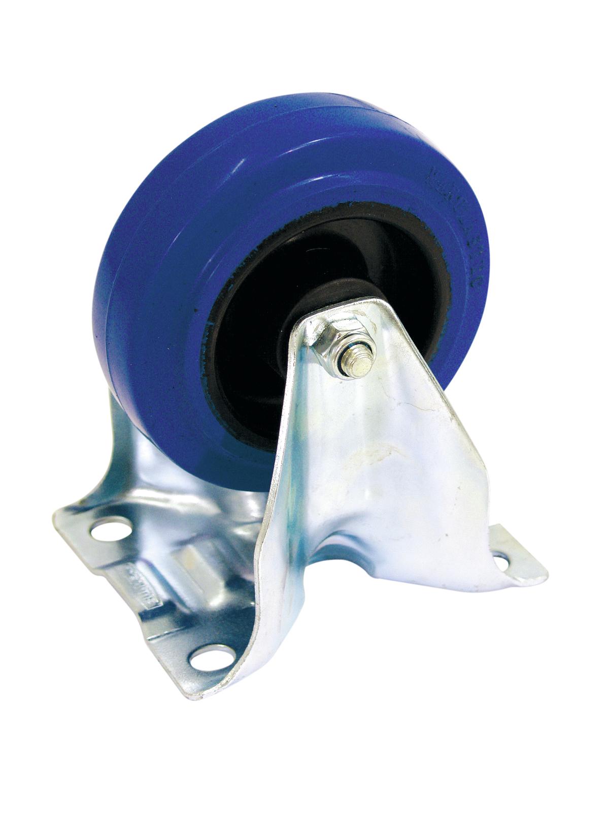 ROADINGER Bockrolle blau Rad-Größe:100mm