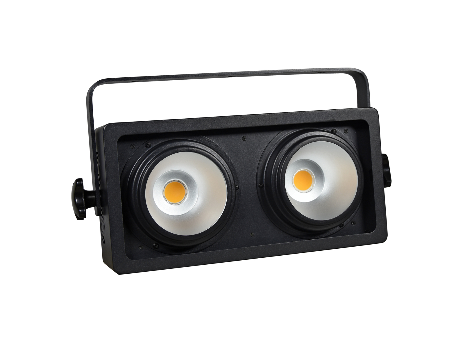EUROLITE Audience Blinder 2x100W LED COB WW