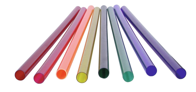 EUROLITE colore Rosso filtro 119cm per T8 tubo al neon