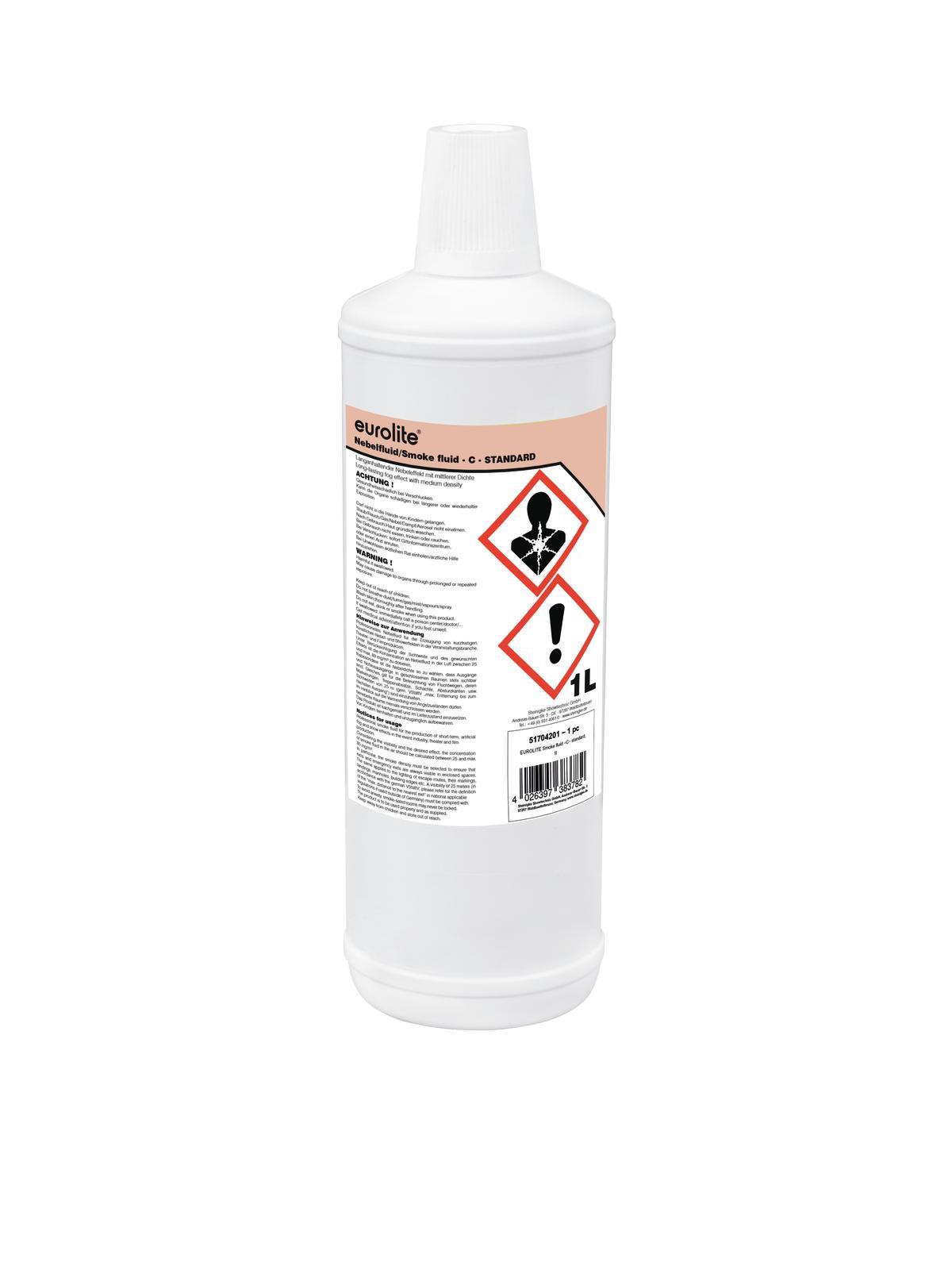 Liquido per macchina del fumo, 1 litro,EUROLITE
