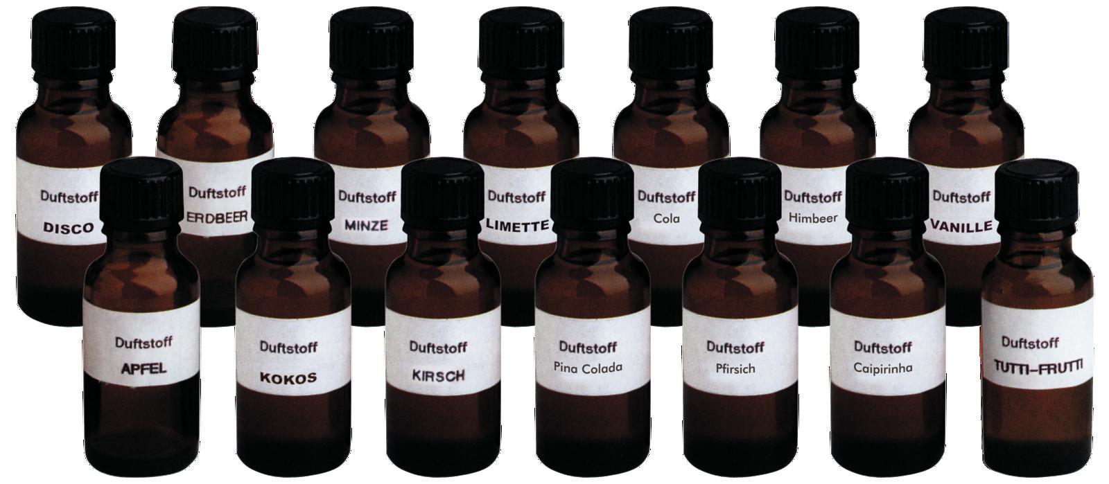 Profumo per liquido macchina del fumo-nebbia 14 tipi di fragranze EUROLITE