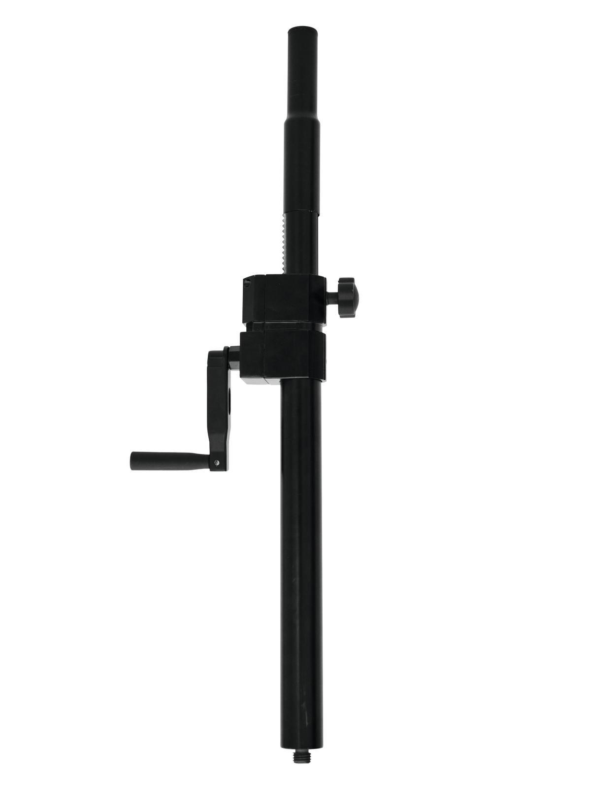 OMNITRONIC Distanza tubo subwoofer/satellite con manovella