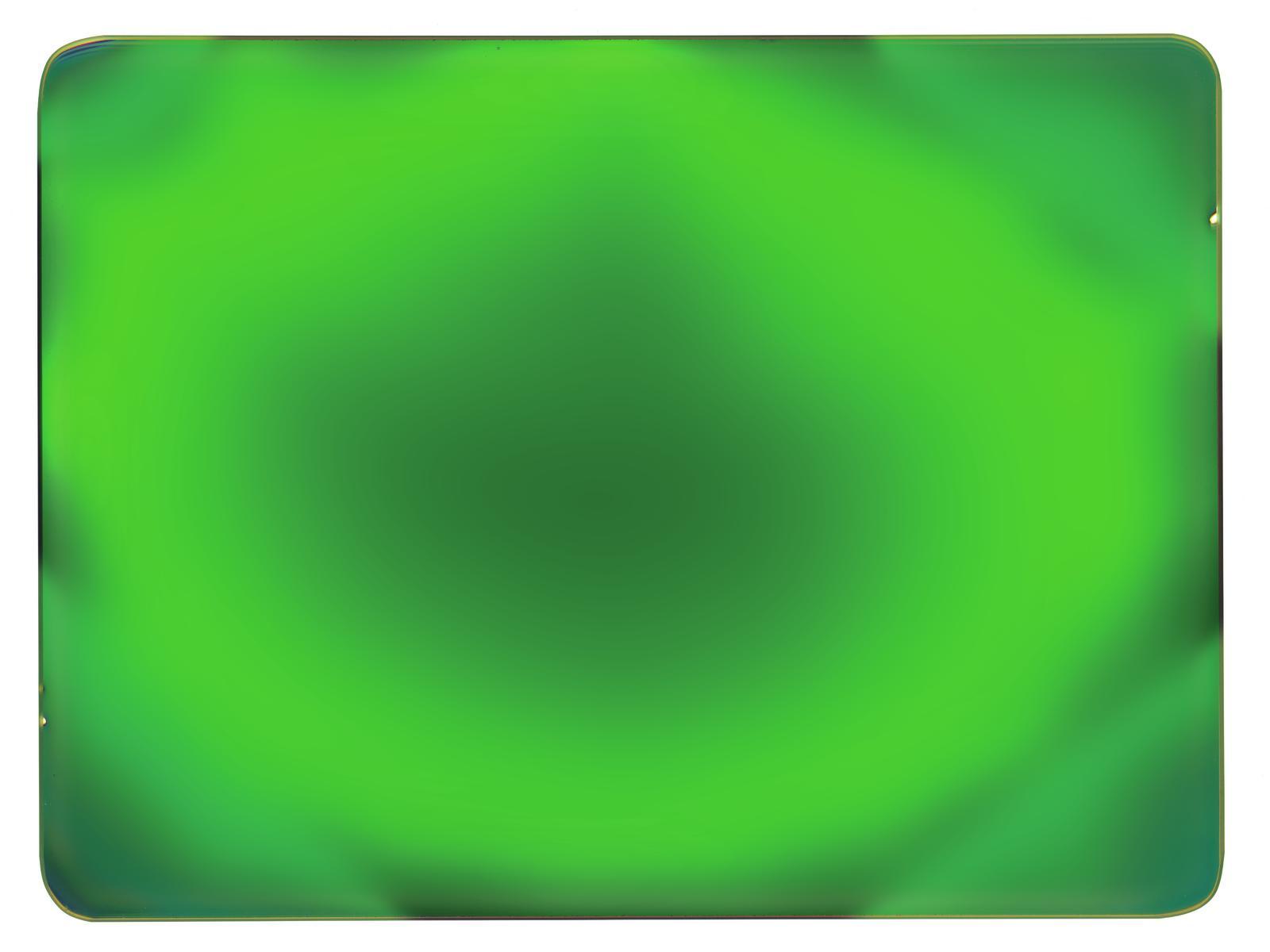 EUROLITE Dichro-filtro verde, 258x185x3mm, chiaro