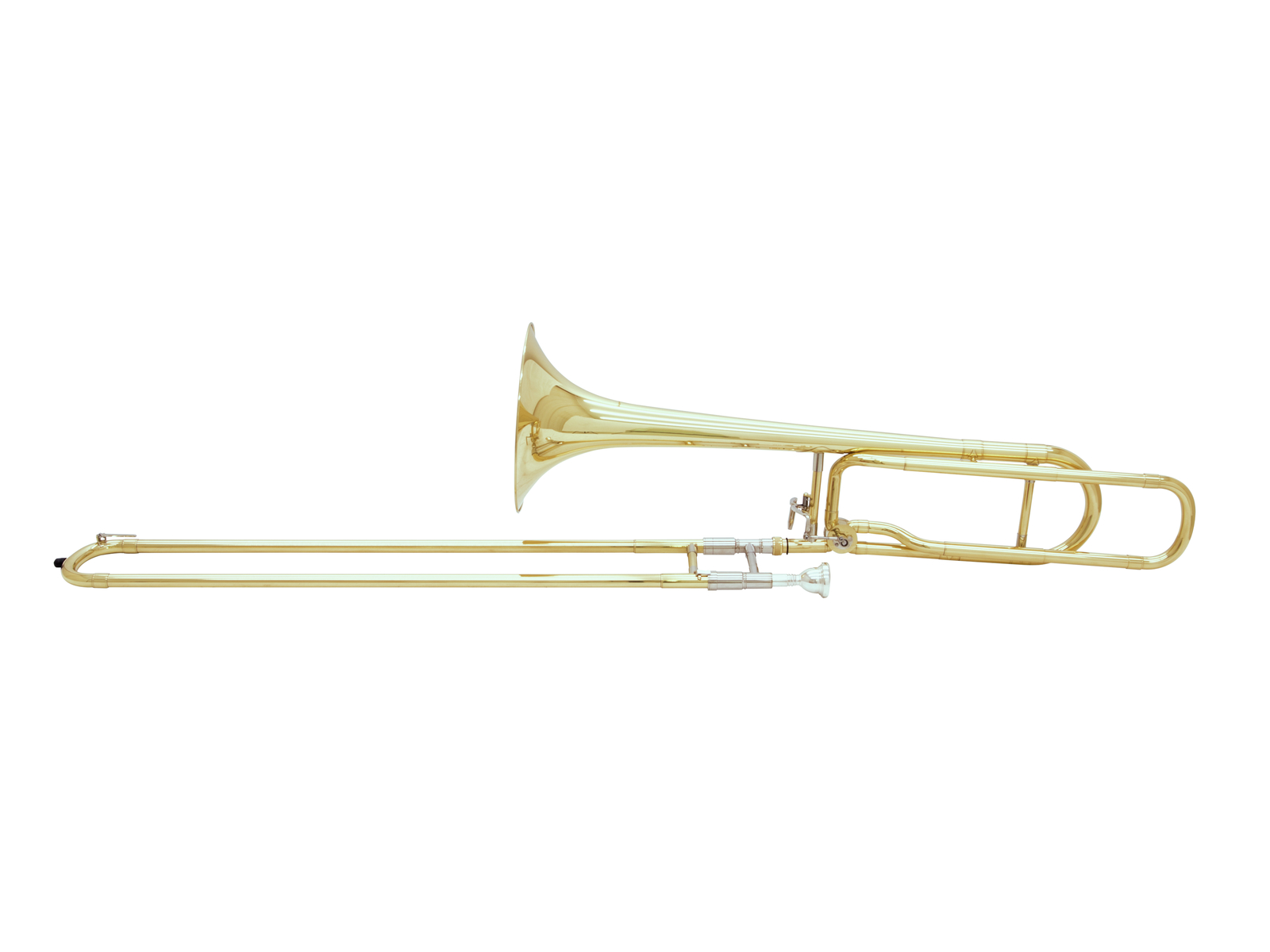 DIMAVERY TT-310 Tenor-Posaune, open-wrap, gold