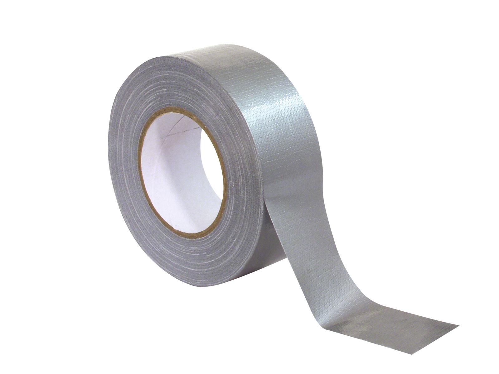 ACCESSORY Gaffa Tape Standard 48mm x 50m silber