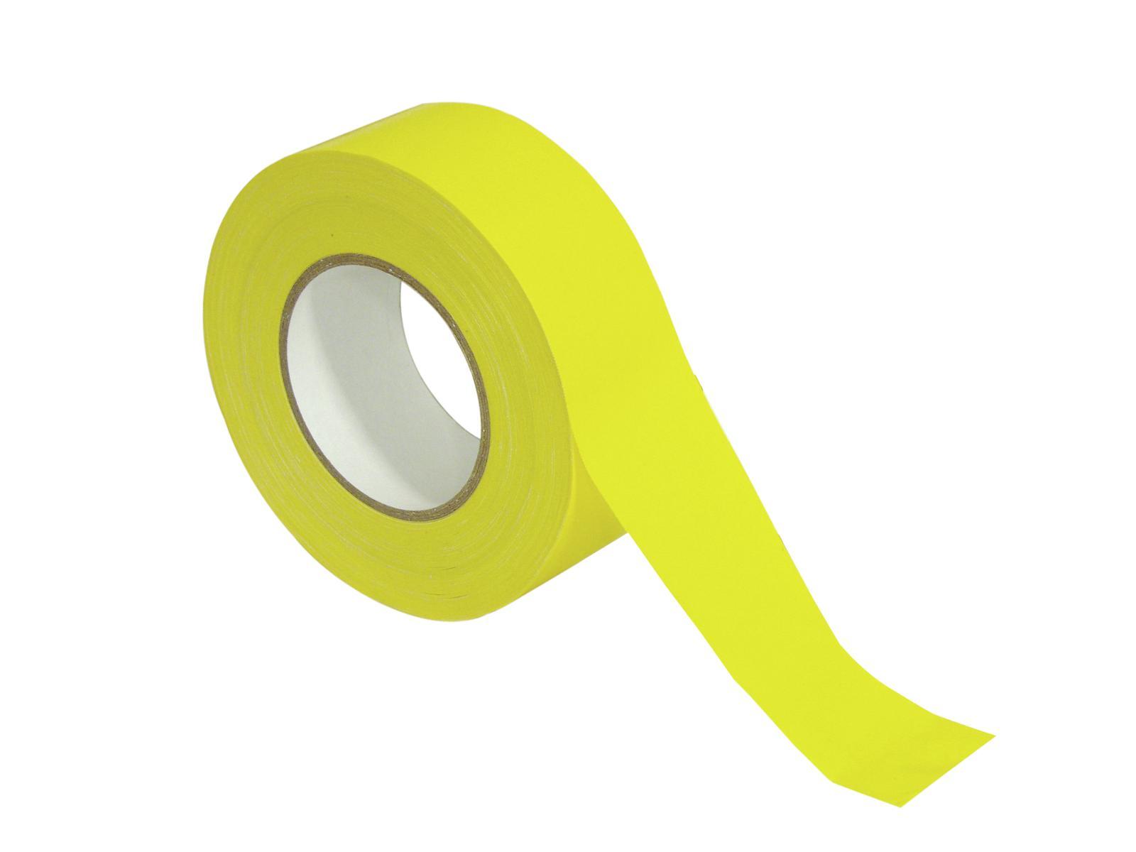 ACCESSORY Gaffa Tape Pro 50mm x 50m gelb