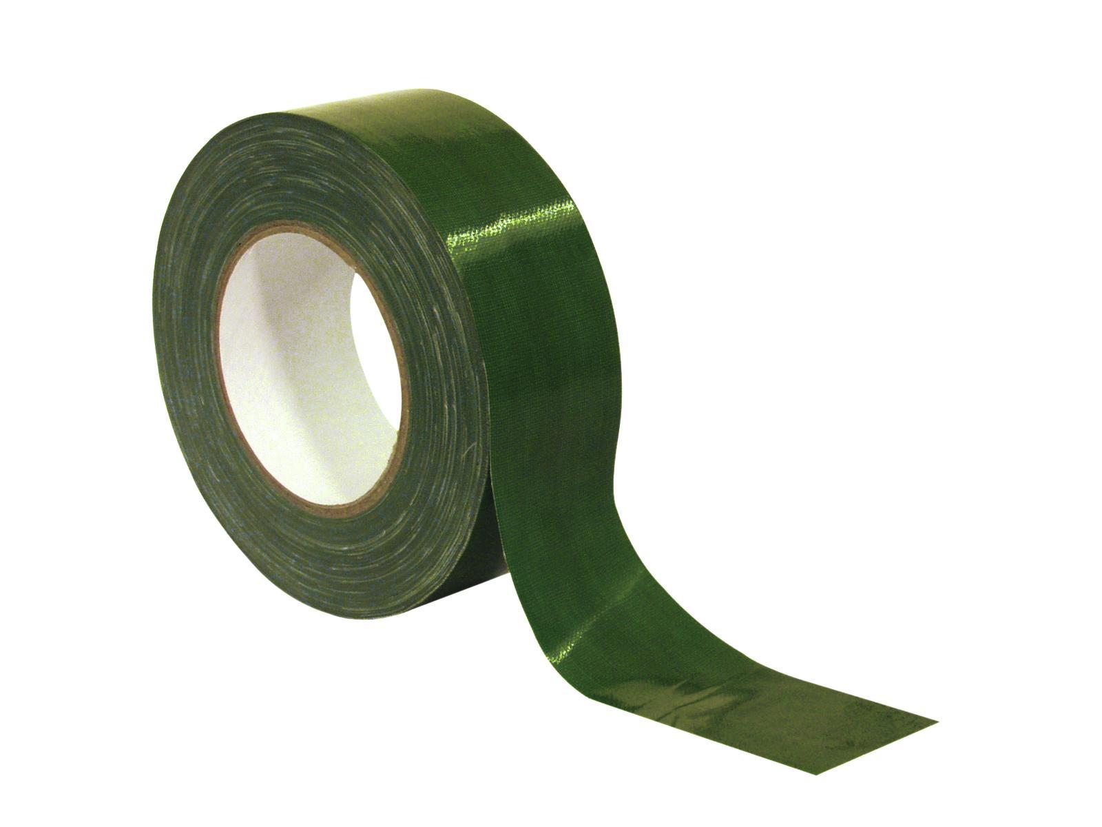 ACCESSORY Gaffa Tape Pro 50mm x 50m grün